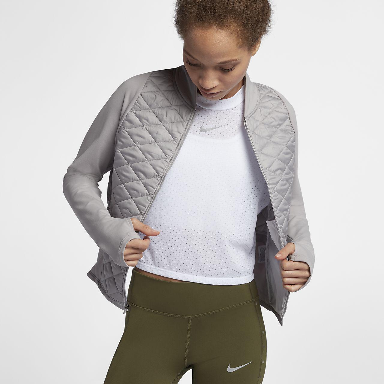 Nike AeroLayer løpejakke til dame