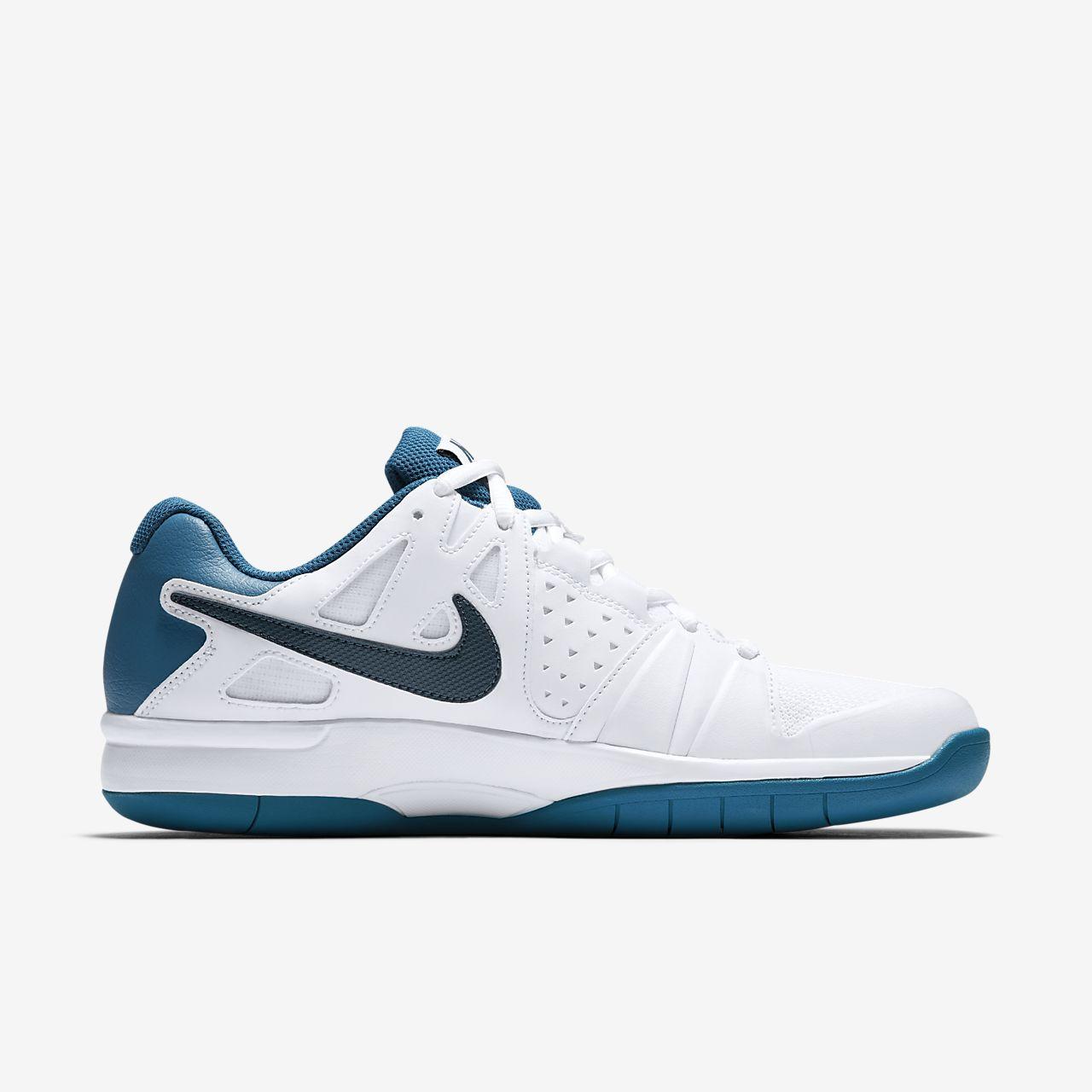 ... NikeCourt Air Vapor Advantage Carpet Men's Tennis Shoe
