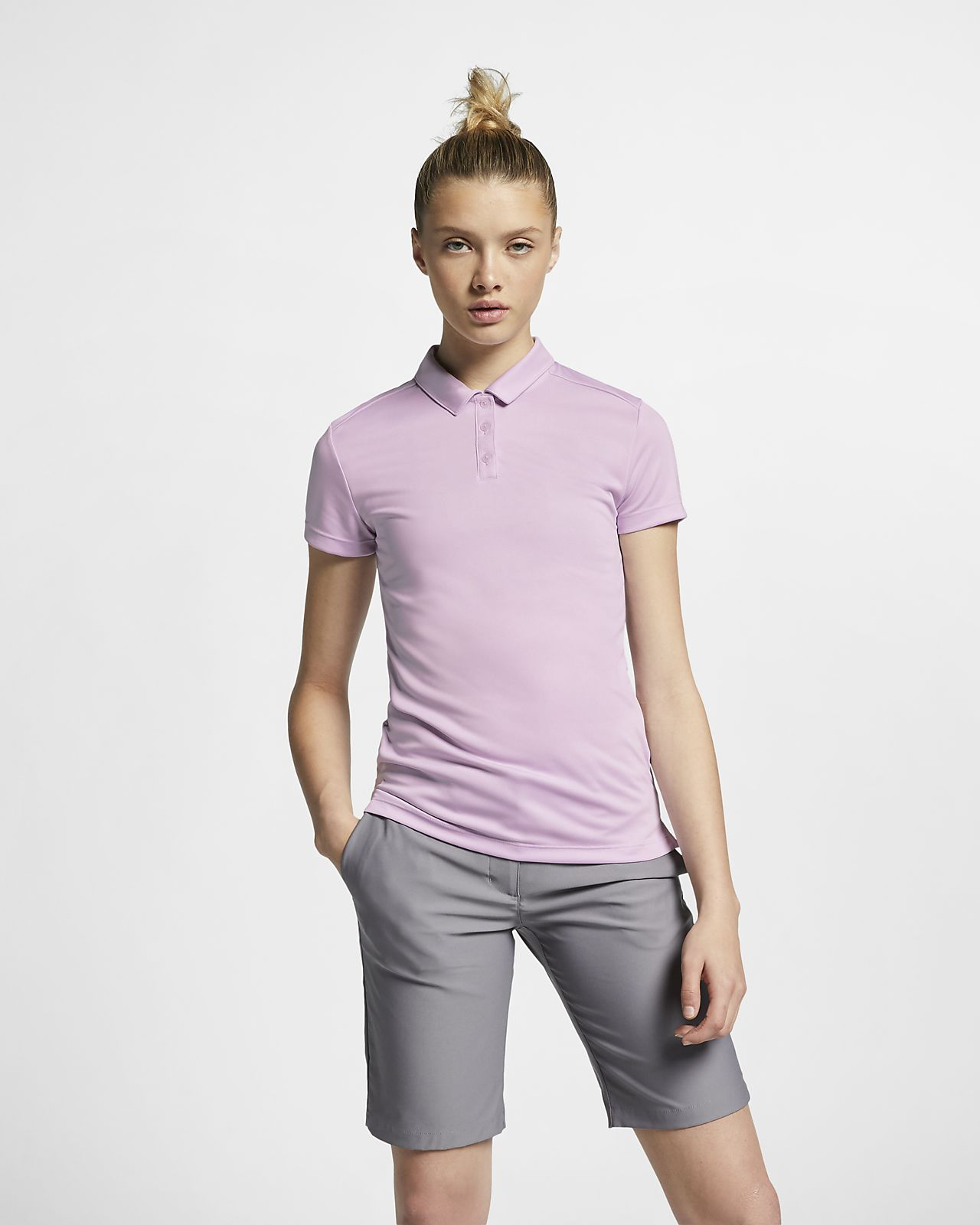 2ae01759 Nike Dri-FIT Women's Golf Polo. Nike.com