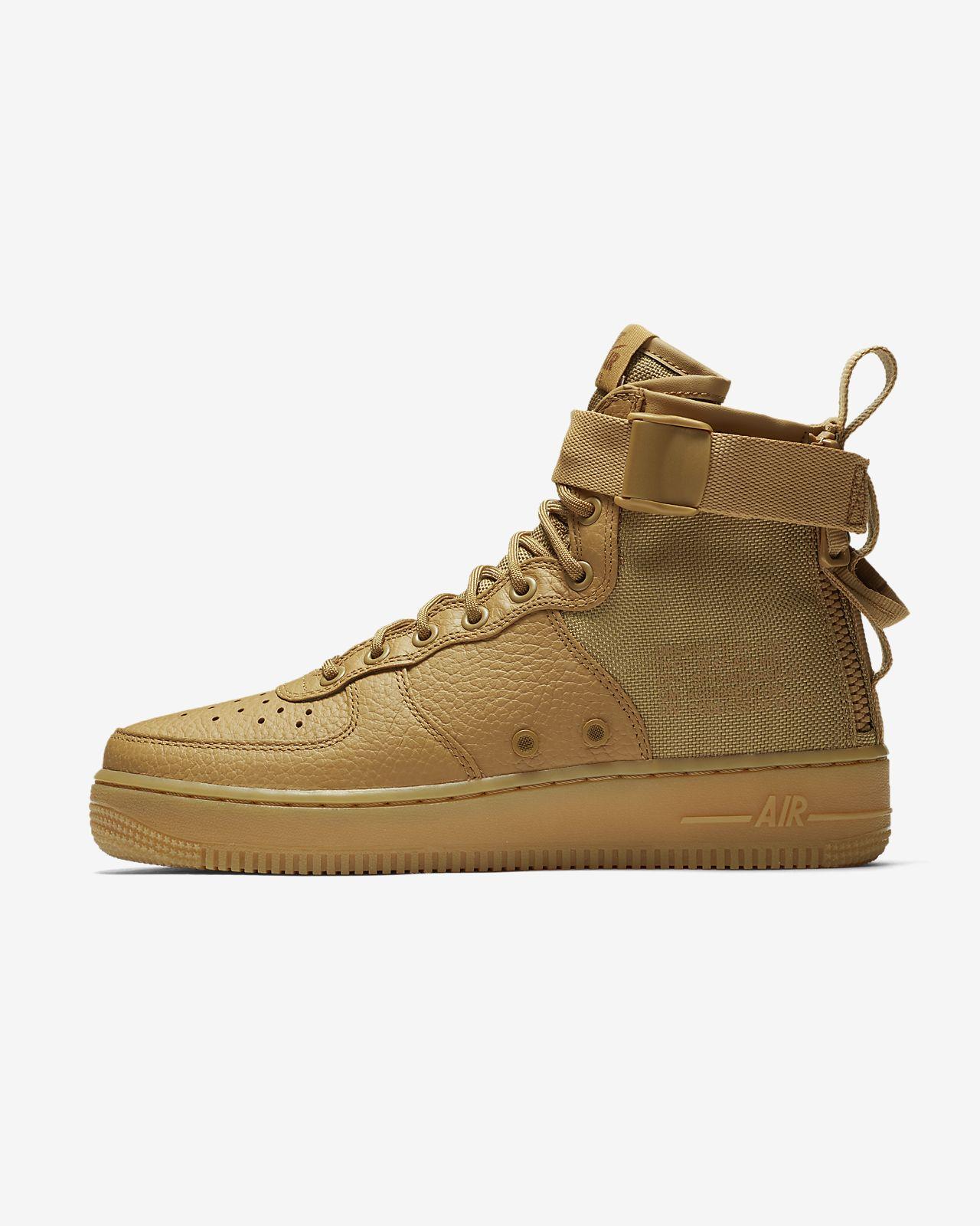 size 40 46dc3 511be ... discount nike sf air force 1 mid støvle til kvinder c034f 620fe