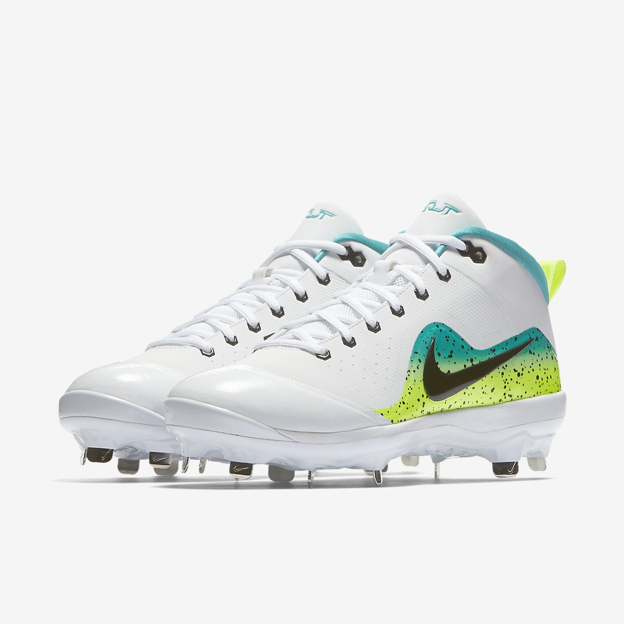 ... Nike Force Air Trout 4 Pro Mahi Men\u0027s Baseball Cleat