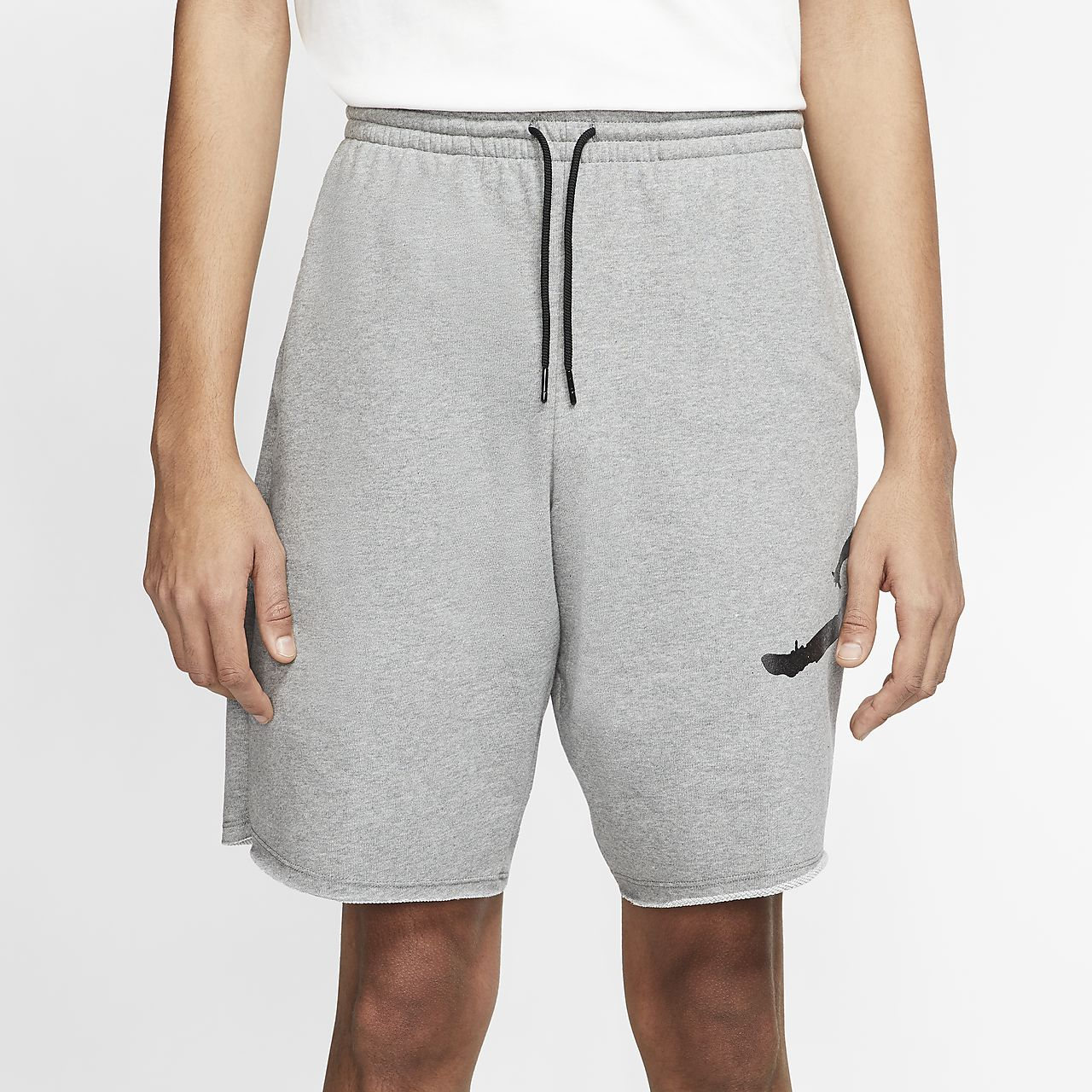 11e8590af1ec18 Jordan Jumpman Logo Men s Fleece Shorts. Nike.com LU