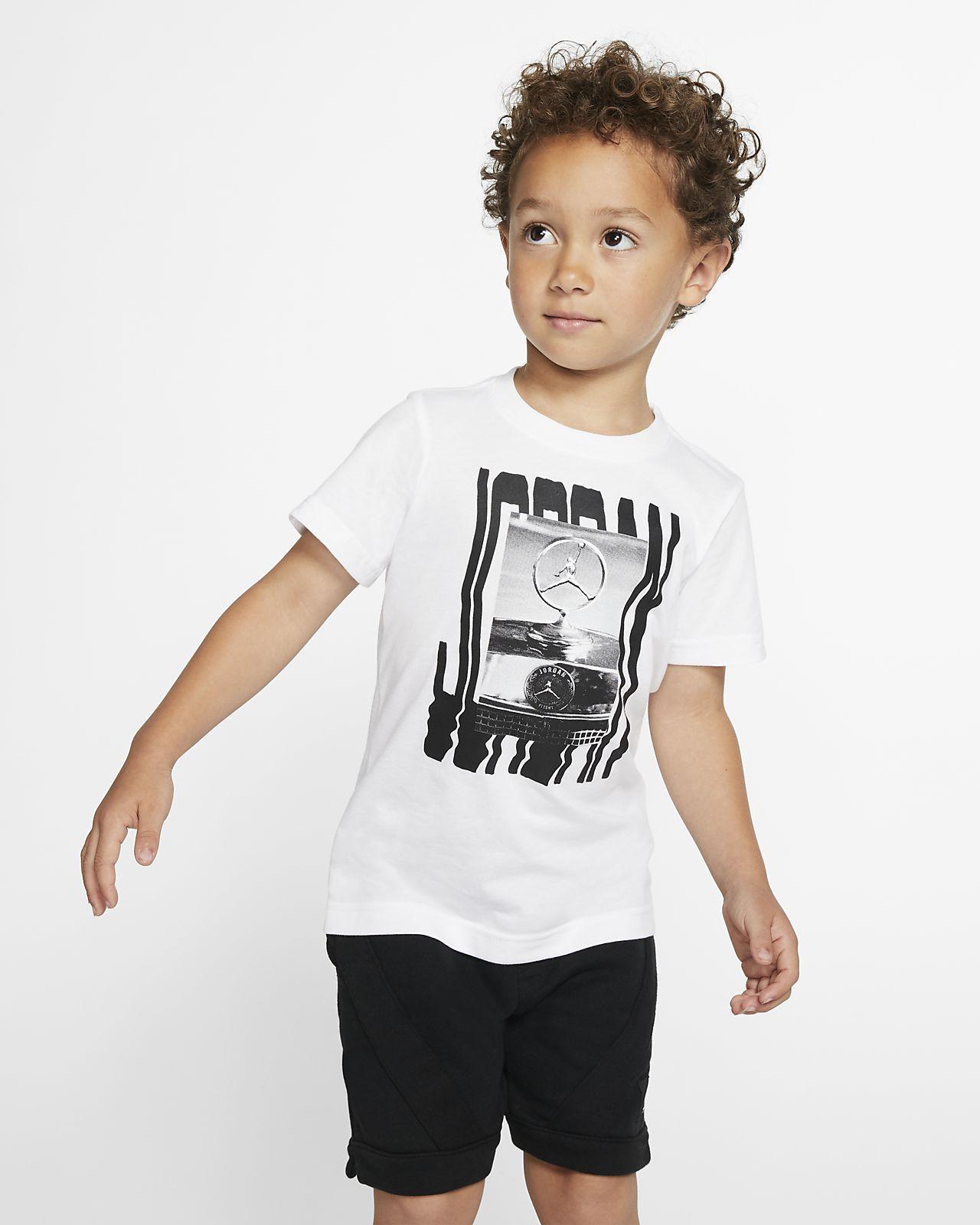 Jordan Jumpman Younger Kids' Short-Sleeve T-Shirt