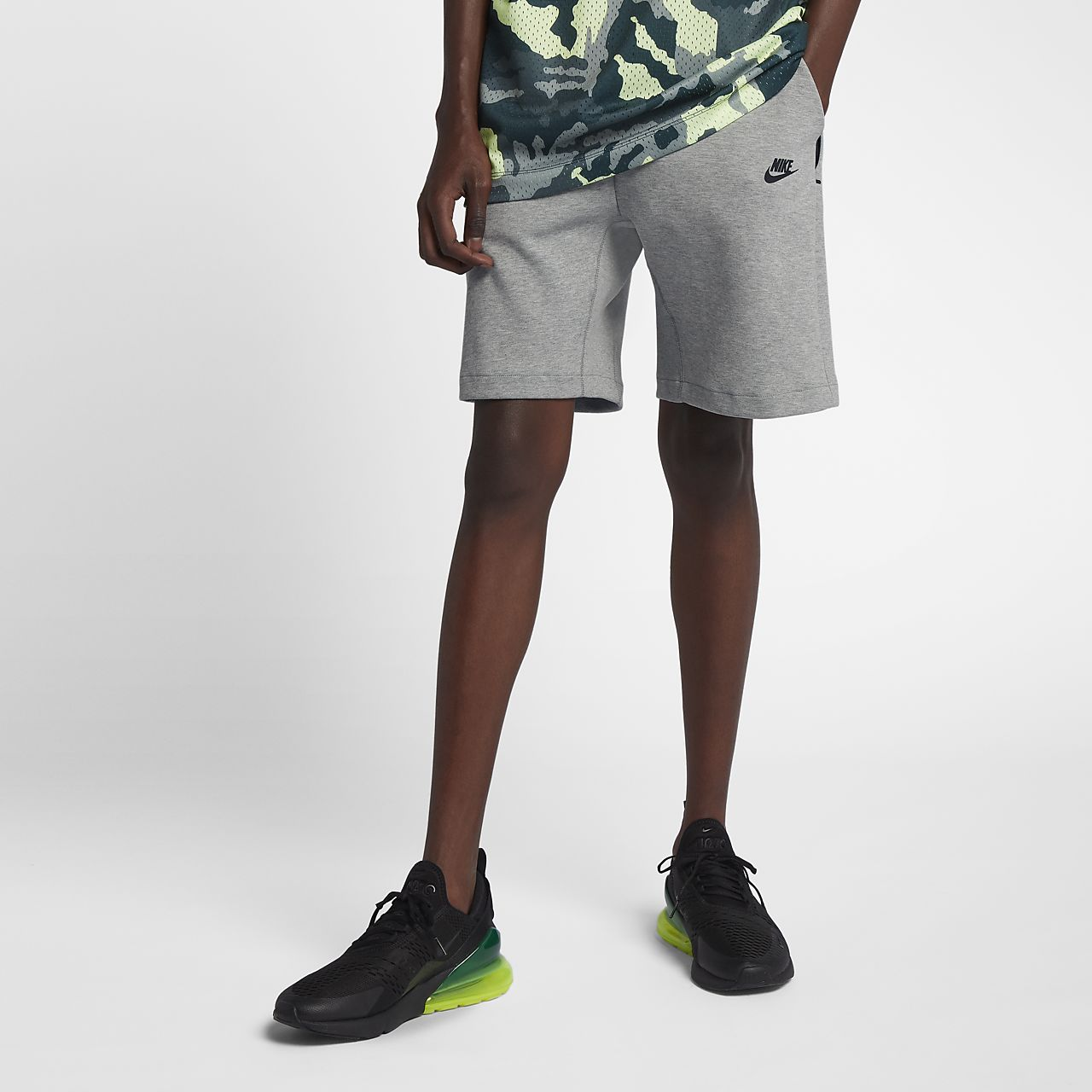 Nike Sportswear Tech Fleece 男子针织短裤