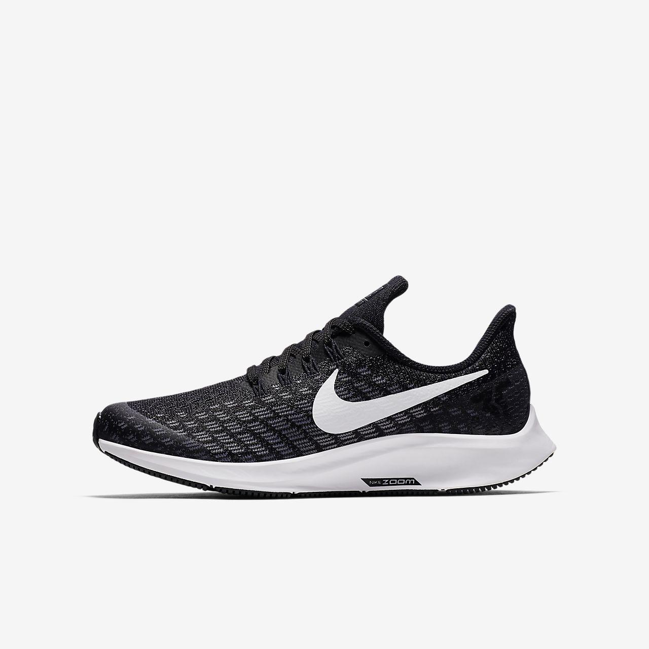 6c75e6403bc5 Nike Air Zoom Pegasus 35 Younger Older Kids  Running Shoe. Nike.com AU
