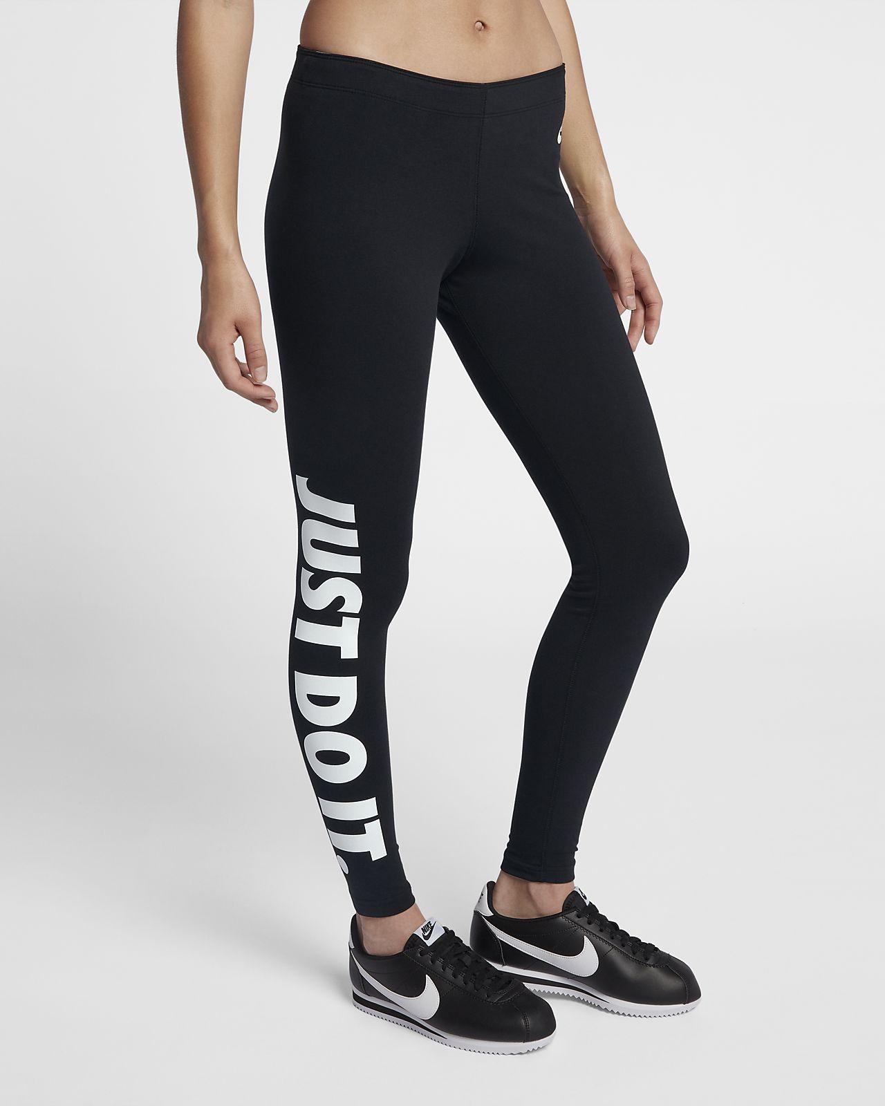 140a4c72432b4 Nike Sportswear Leg-A-See Women's Leggings. Nike.com SI