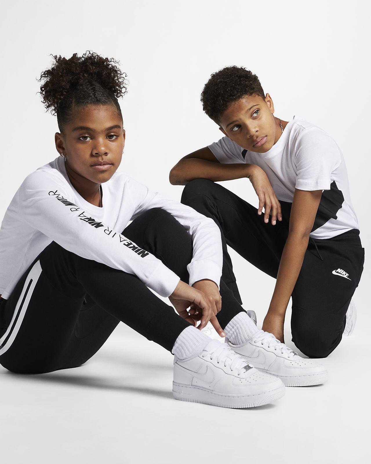 Fleece Ragazzo Pantaloni Nike Sportswear Tech twxp6zHpFq