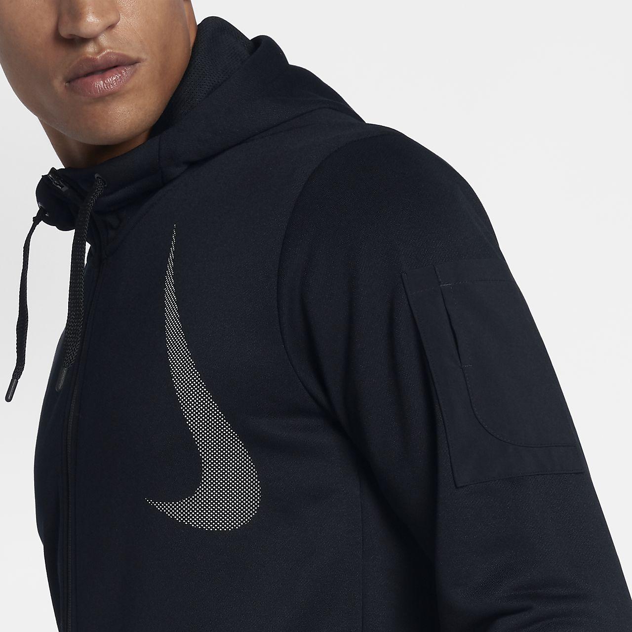 ... Nike Dri-FIT Men's Training Hoodie