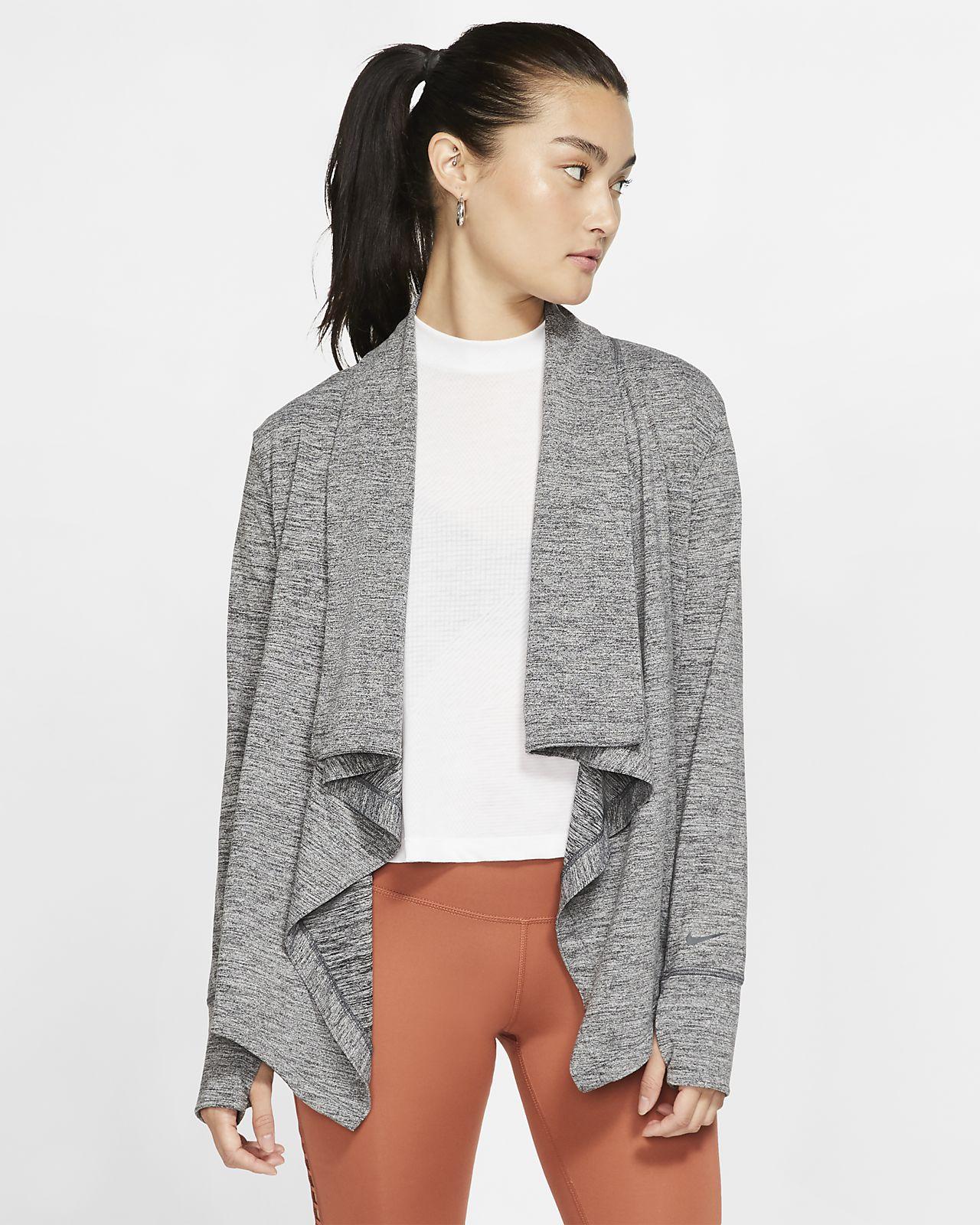 Nike Yoga 女子长袖上衣
