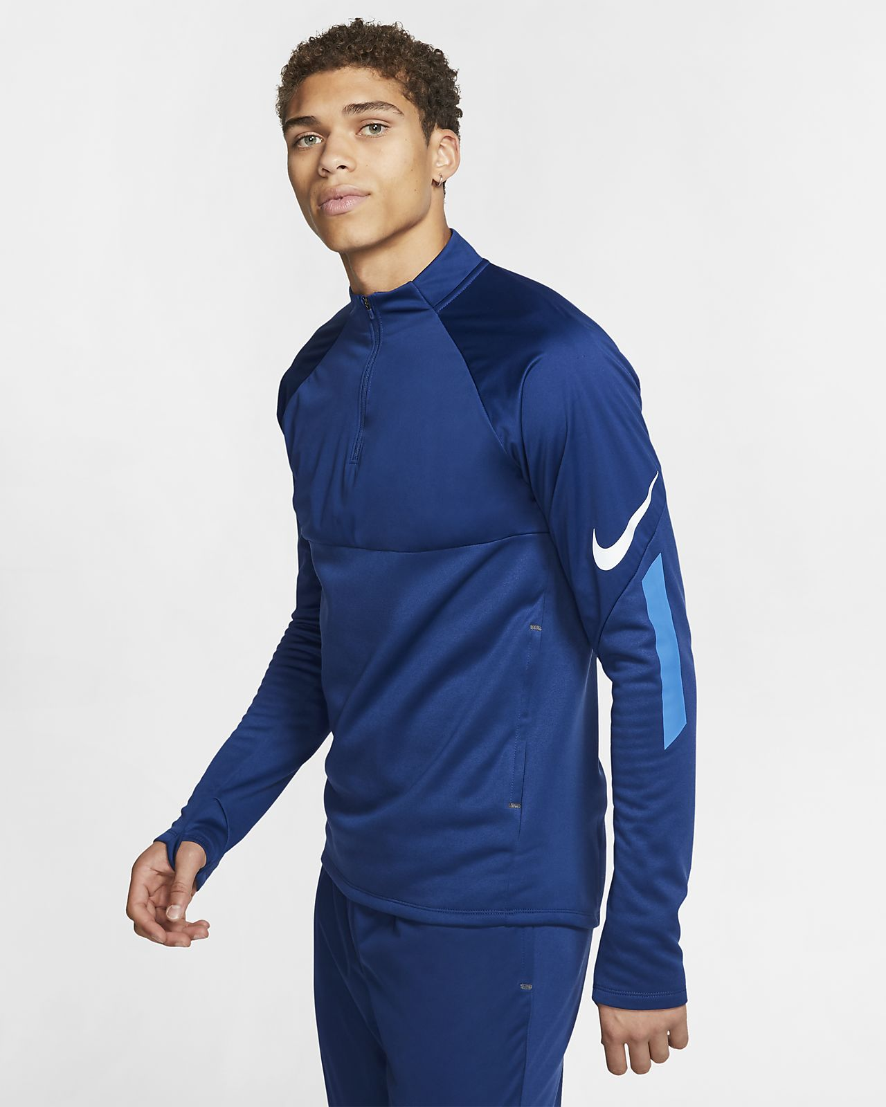 Nike Therma Shield Strike Part superior d'entrenament de futbol - Home