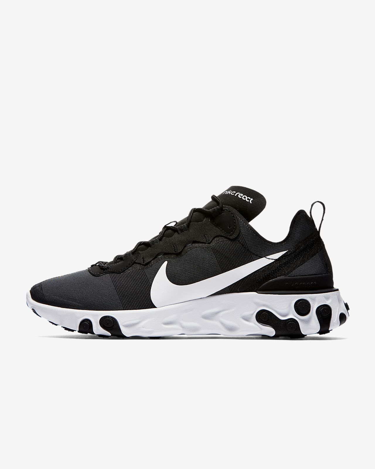 new product 4b6f2 af09c Nike React Element 55