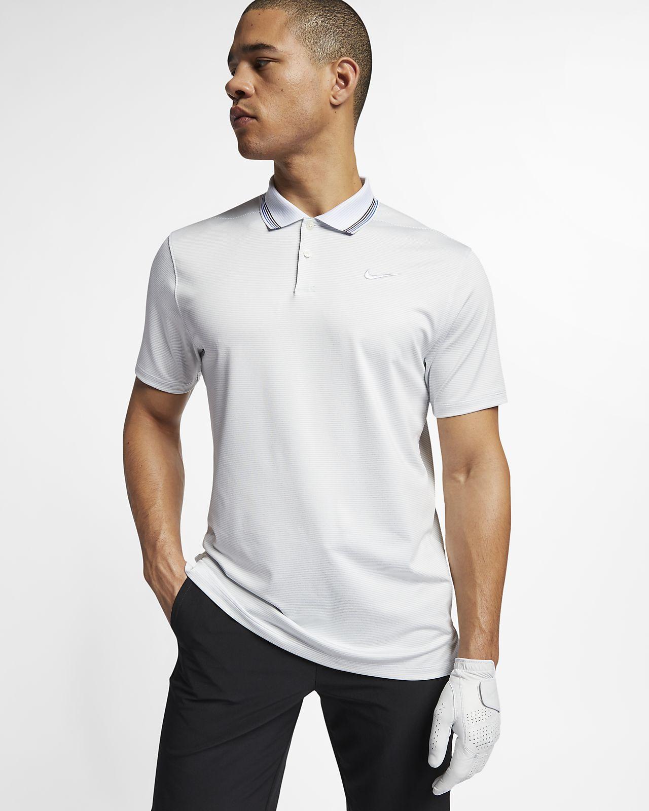 Golfpikétröja Nike Dri-FIT Vapor för män