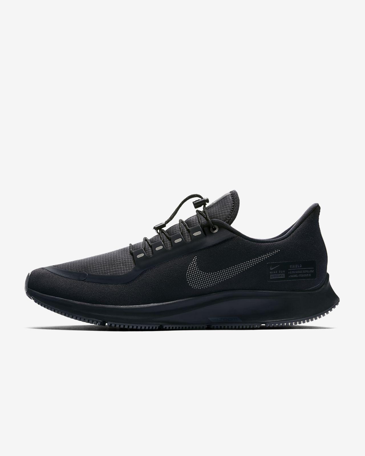 Nike Air Zoom Pegasus 35 Shield Water-Repellent Men s Running Shoe ... be76b36e1a663