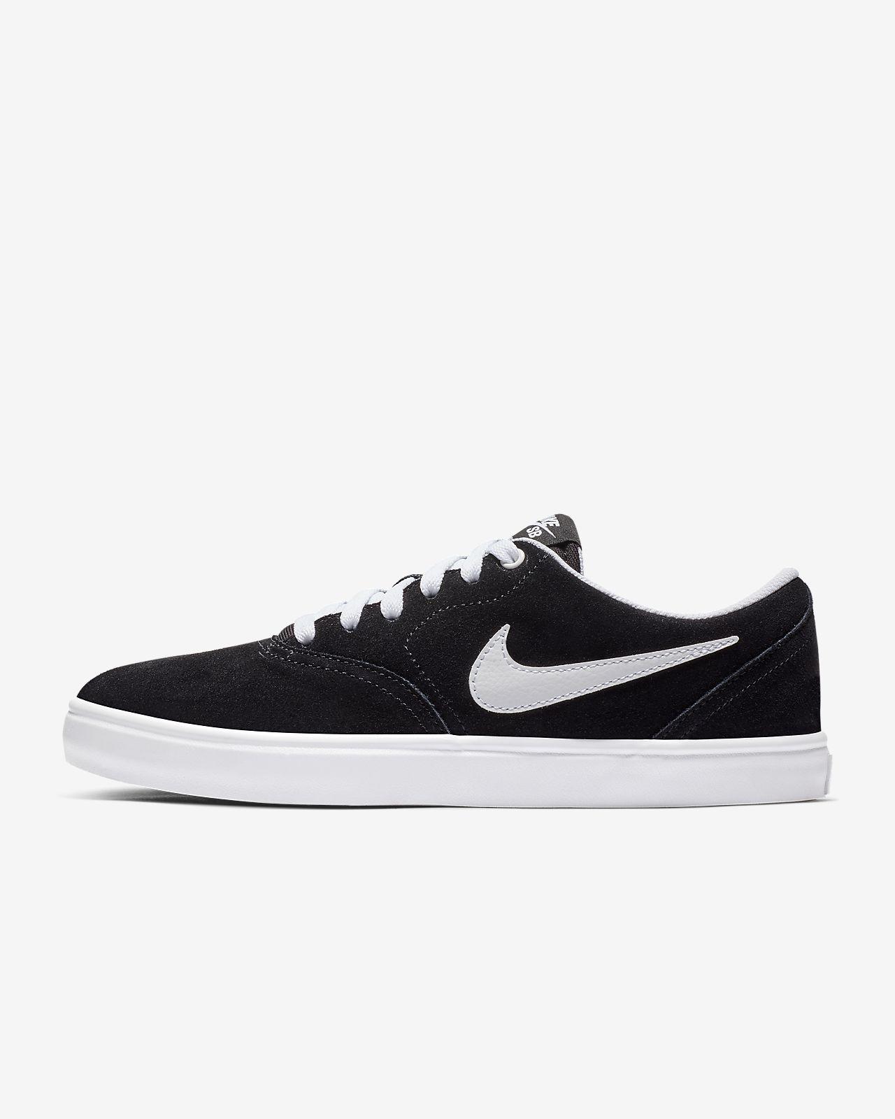 nowy produkt sprzedaż uk specjalne wyprzedaże Damskie buty do skateboardingu Nike SB Check Solarsoft