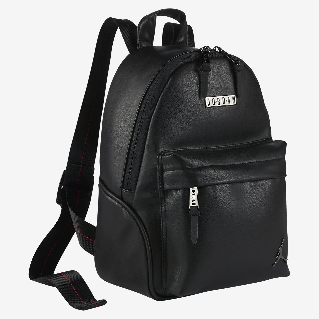 Air Jordan Mini Backpack. Nike.com 81a15ce042931