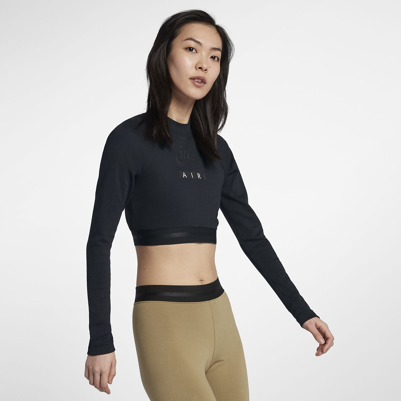 db1b3619578c4 Nike Air Women s Crop Top. Nike.com AU