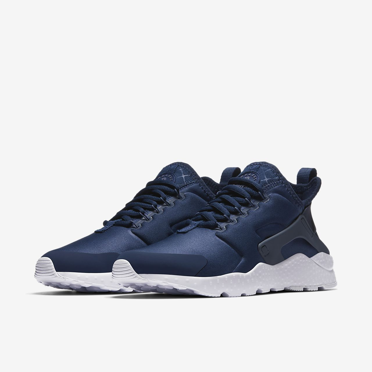 NIKE AIR HUARACHE Diffused Blue/Obsidian WOMEN'S COMFY SHOE LIFESTYLE SNEAKER