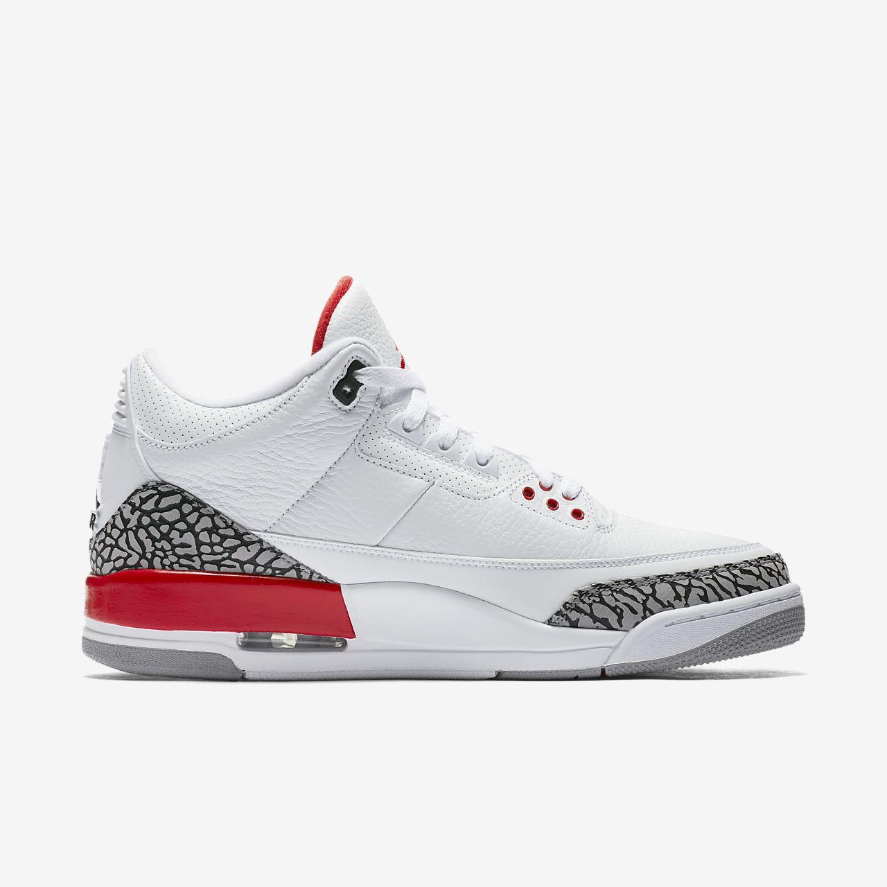 check out 0b262 777e1 Air Jordan 3 Retro Men's Shoe