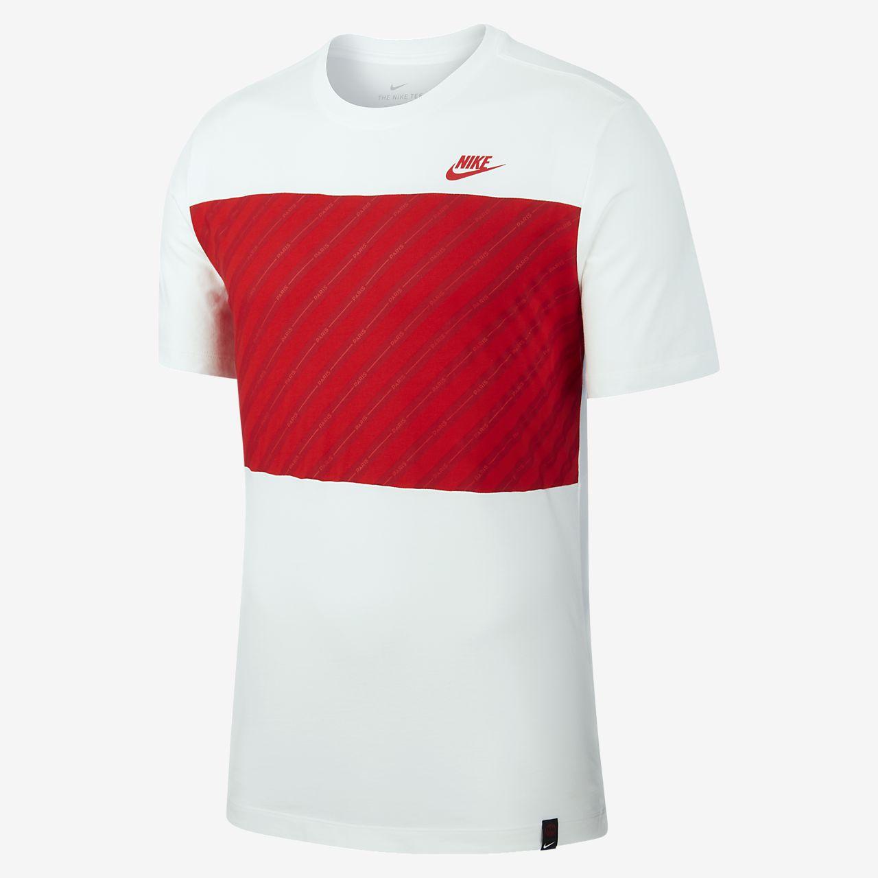 T shirt Paris Saint Germain Uomo