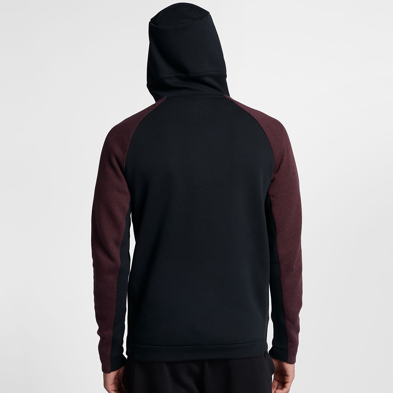 070f371ff Nike Sportswear Tech Fleece Men's Half-Zip Hoodie. Nike.com NZ