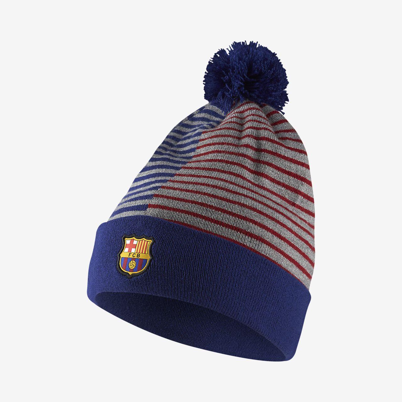 FC Barcelona Beanie. Nike.com IE e8be8e5e695