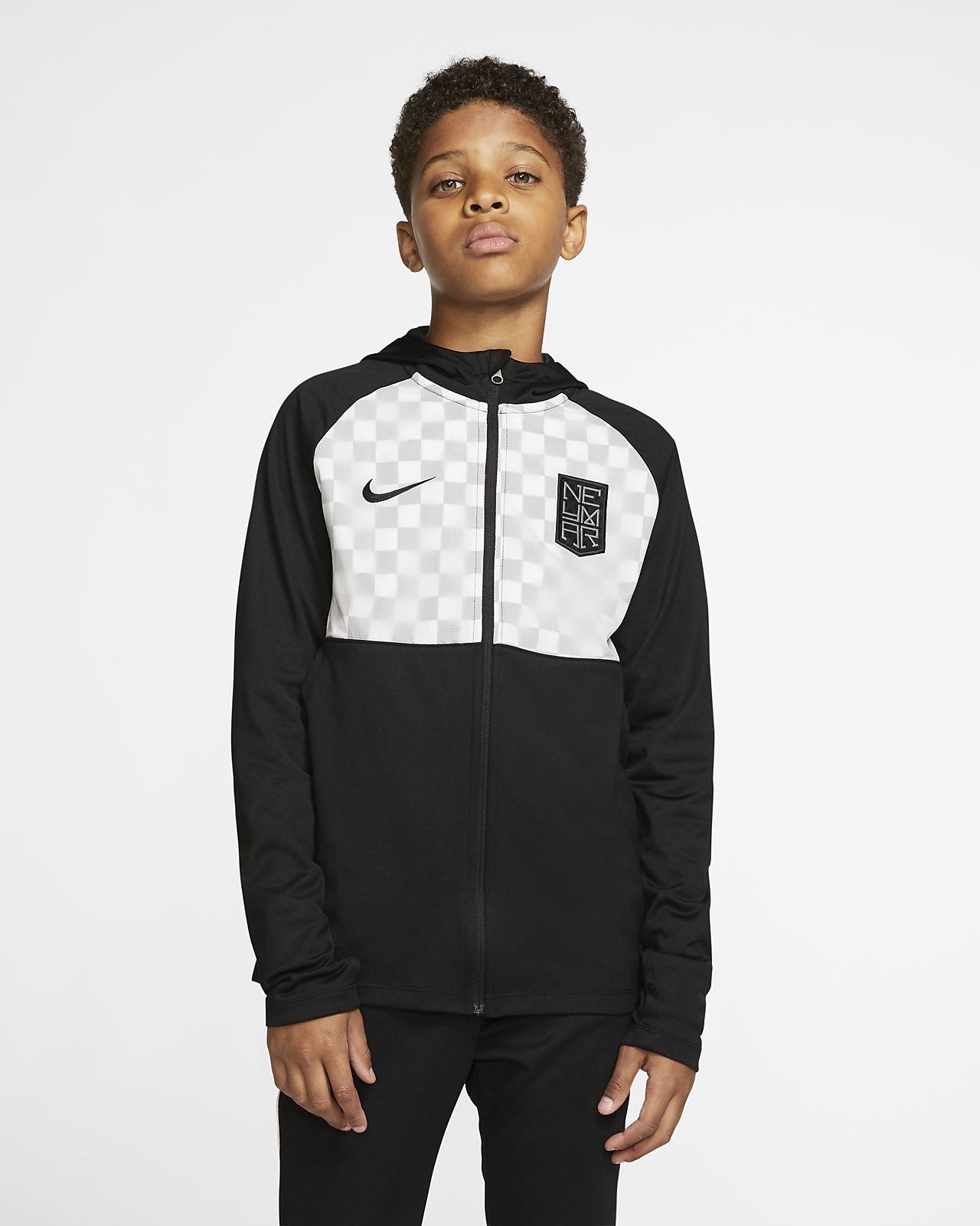 Nike Dri-FIT Neymar Jr. Fußballjacke für ältere Kinder