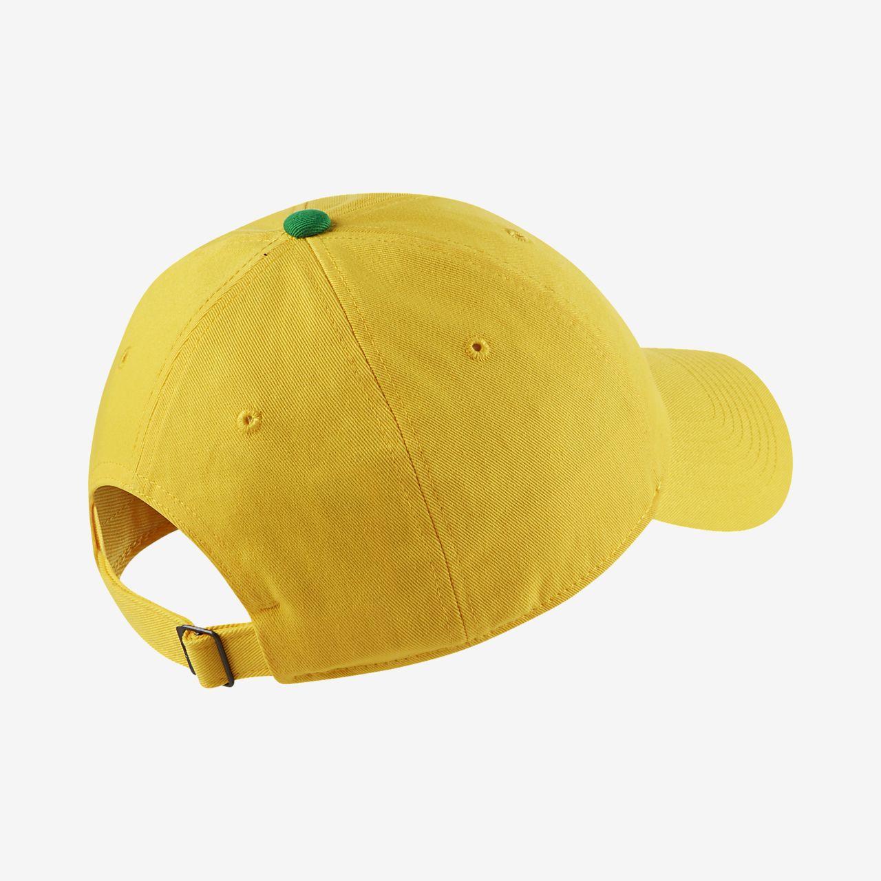 8637174d52b Brasil CBF H86 Core Adjustable Hat. Nike.com AU