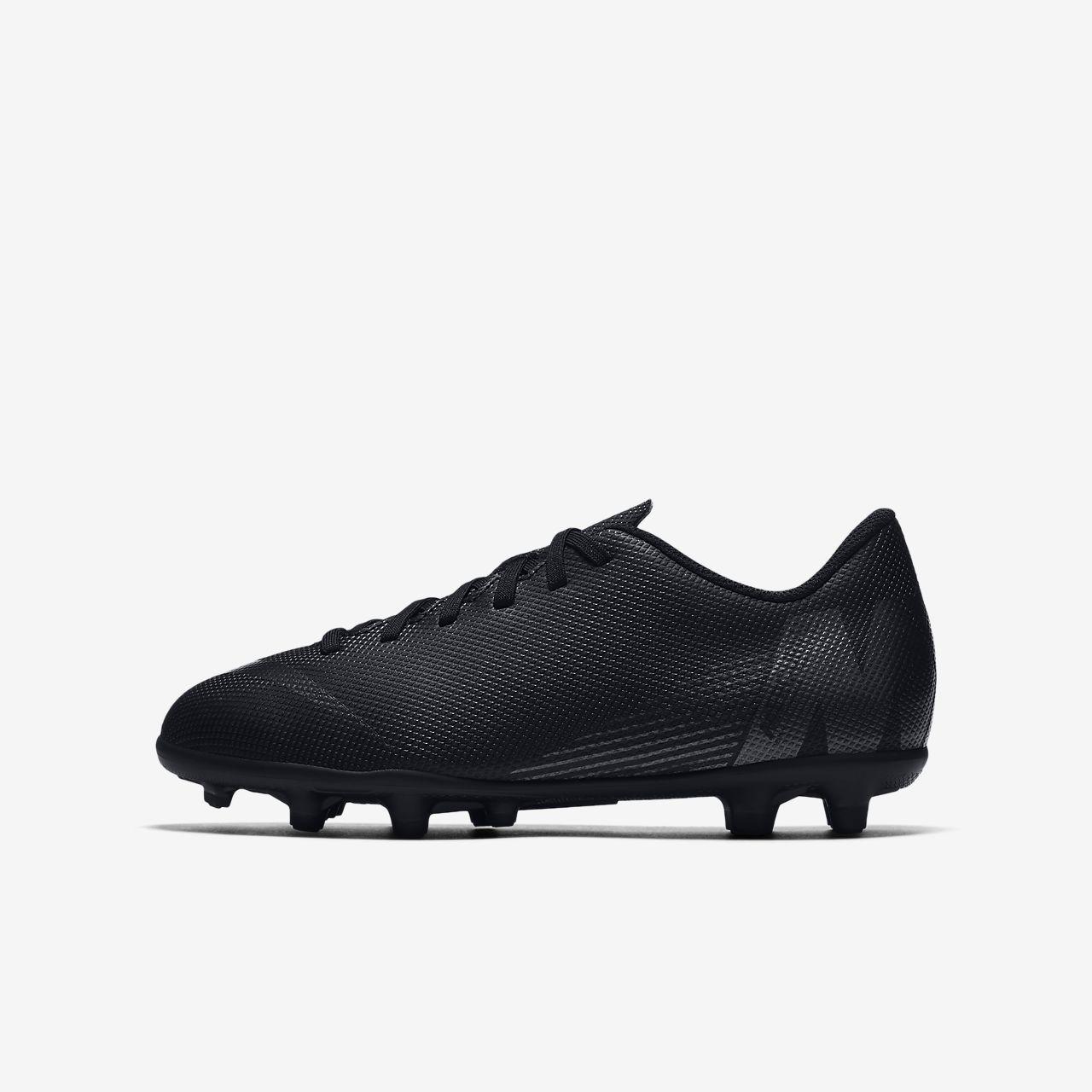 Nike Jr. Vapor 12 Club MG Botas de fútbol para múltiples superficies - Niño  c3d5bdadc7e94