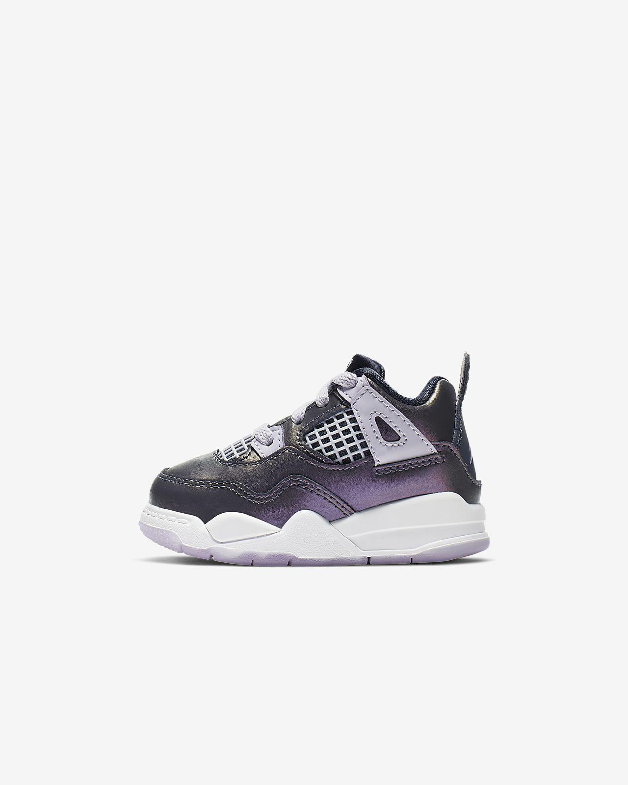 Jordan 4 Retro SE(TD) 复刻婴童运动童鞋