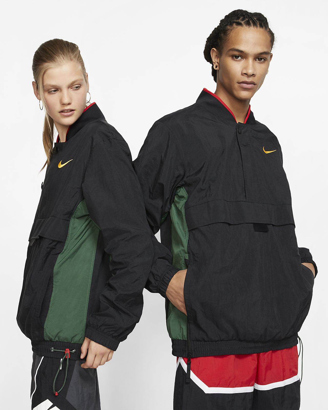 Nike kosárlabdás kabát