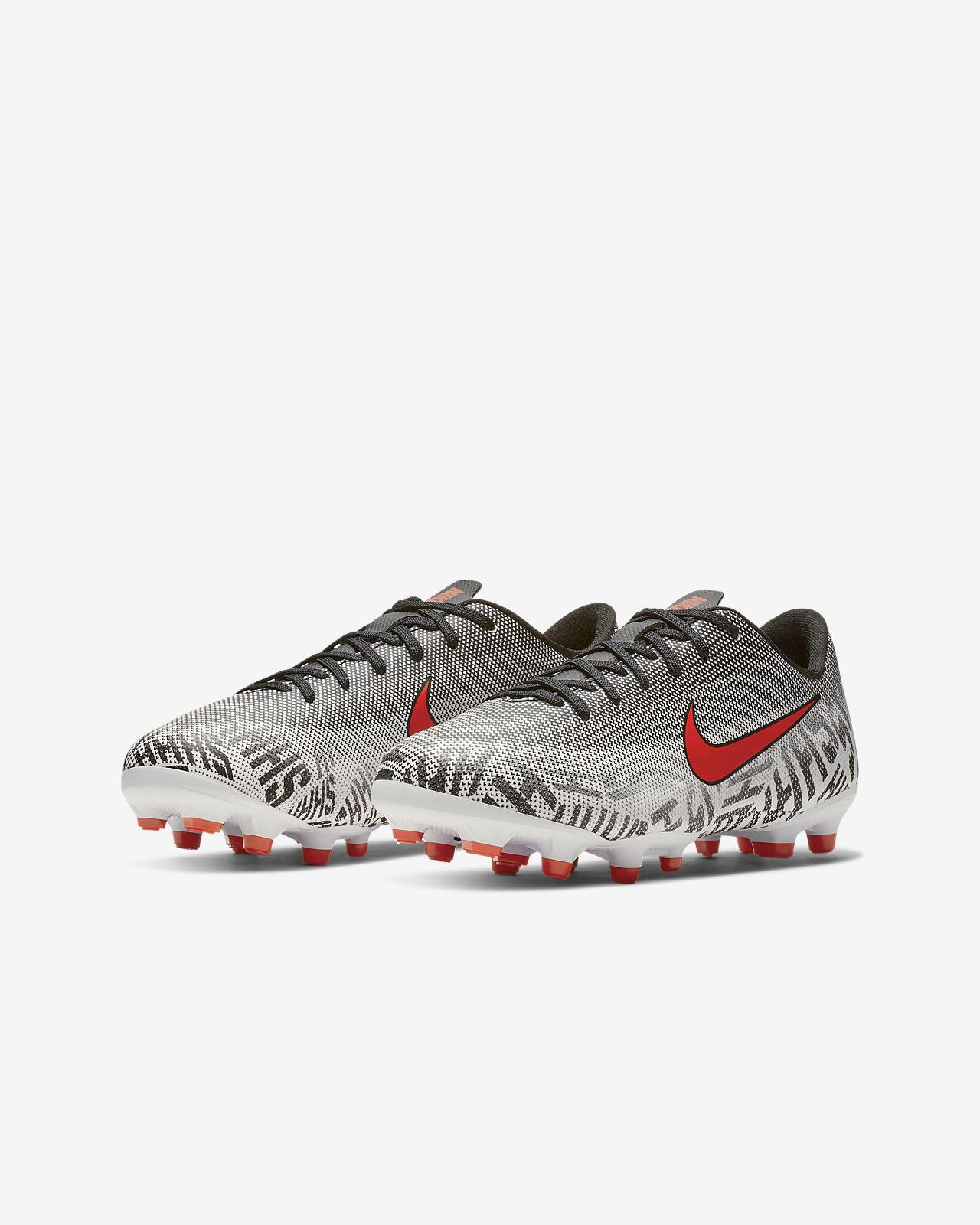 online store a05c5 ef922 ... Fotbollssko för varierande underlag Nike Jr. Mercurial Vapor XII  Academy Neymar Jr för barn