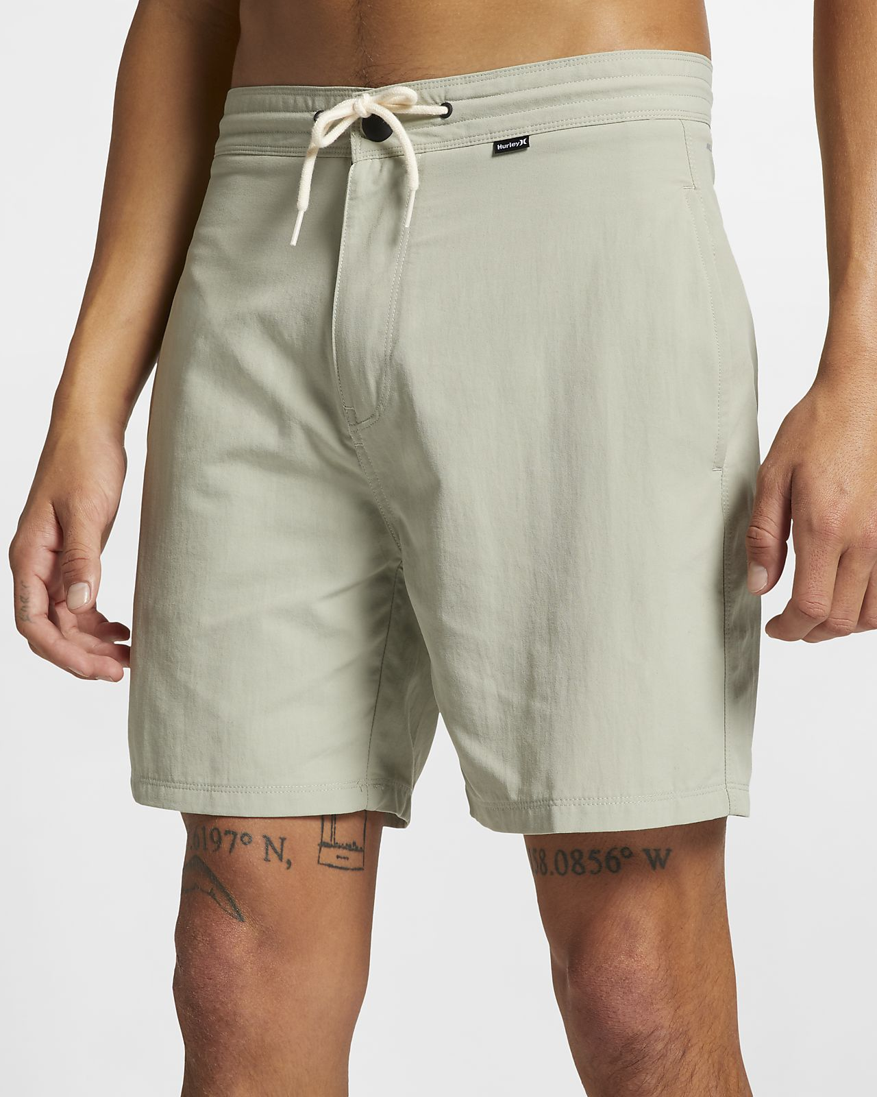 Hurley Dri-FIT Brooks Men's 46cm (approx.) Shorts