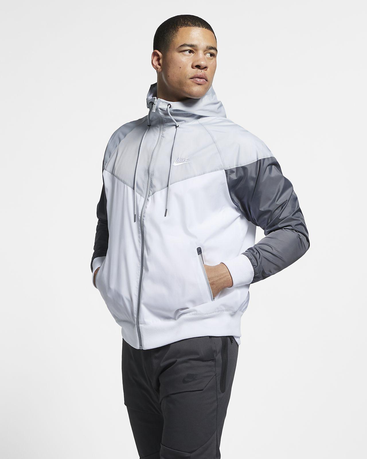 840986ba140b Coupe-vent à capuche Nike Sportswear Windrunner pour Homme. Nike.com CA