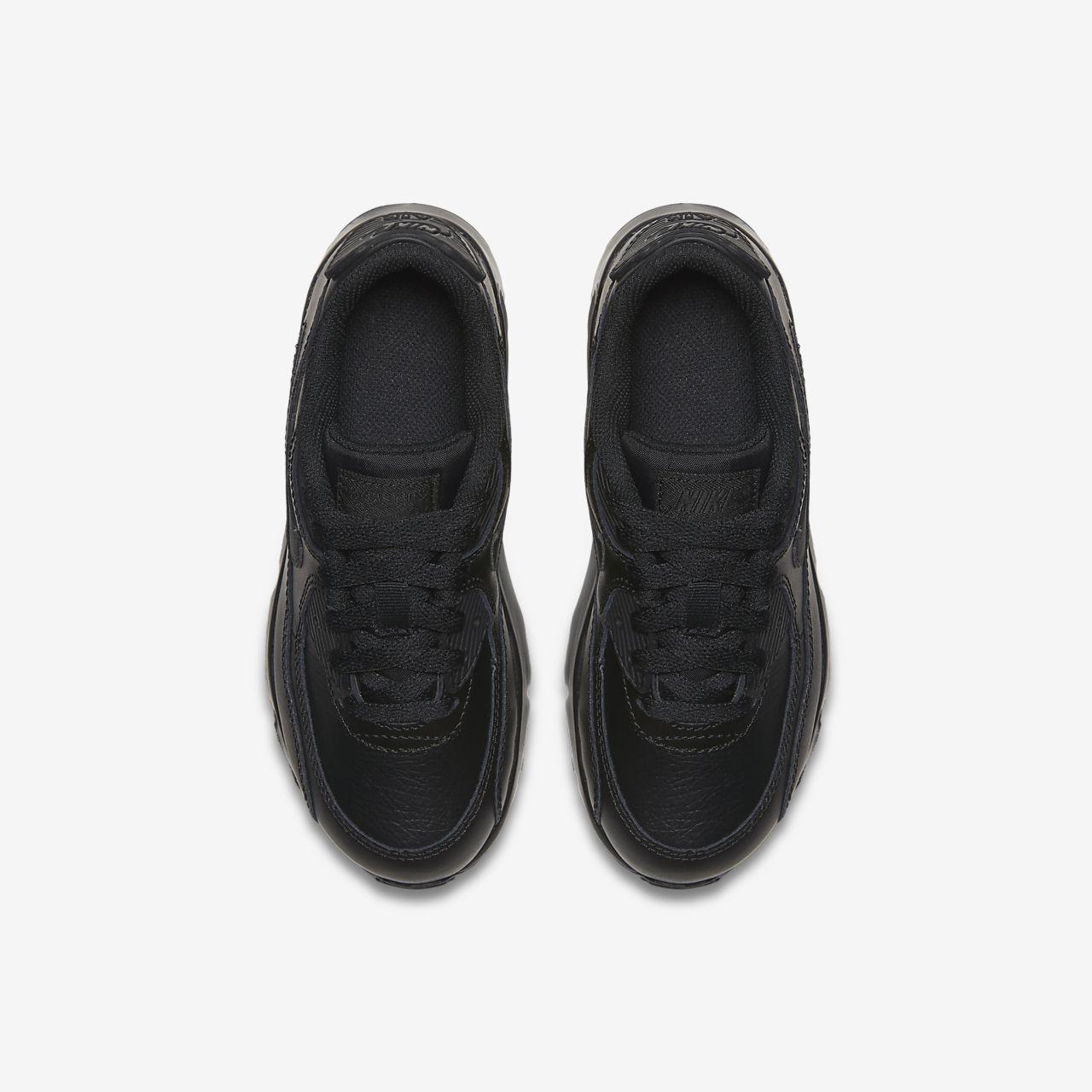 Air Max 90 Leather sko for små barn