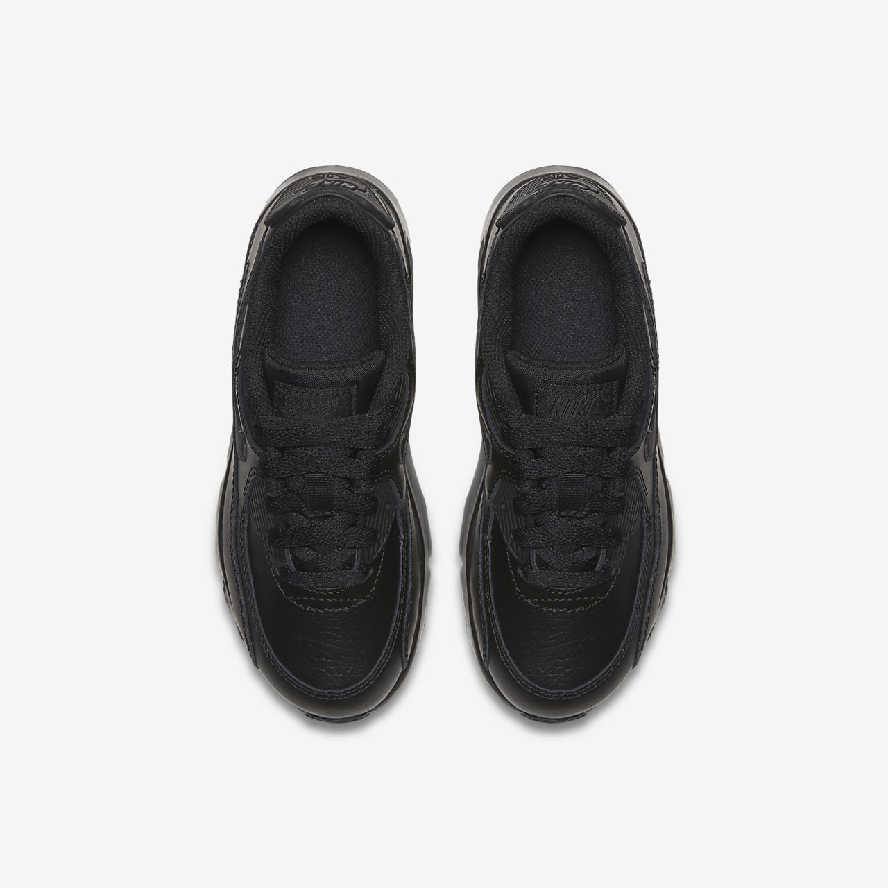 pretty nice 2bb7d a9fcd ... Chaussure Nike Air Max 90 Leather pour Jeune enfant