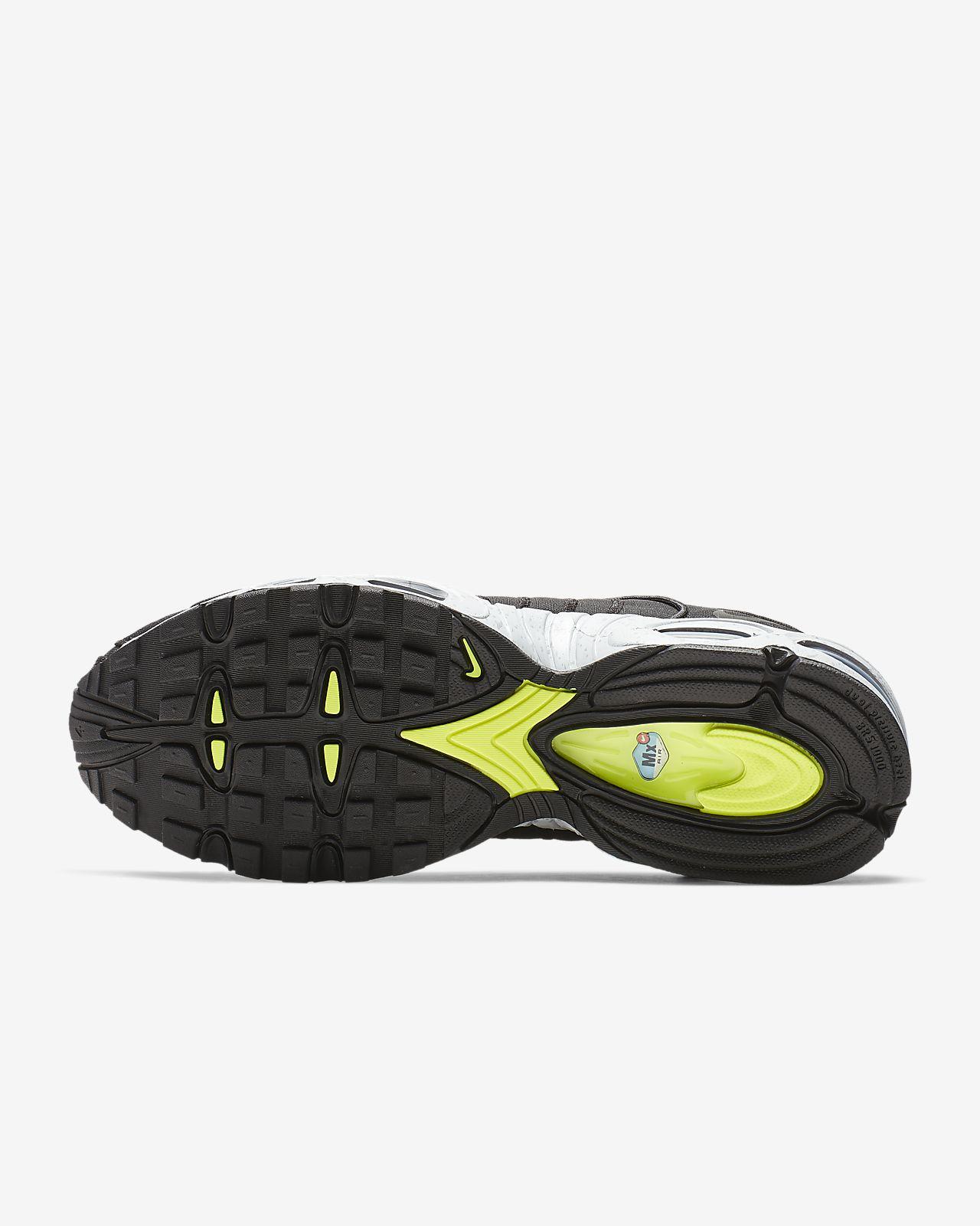Nike Air Max Tailwind 4 IV Black Wolf Grey Volt BV1357 002