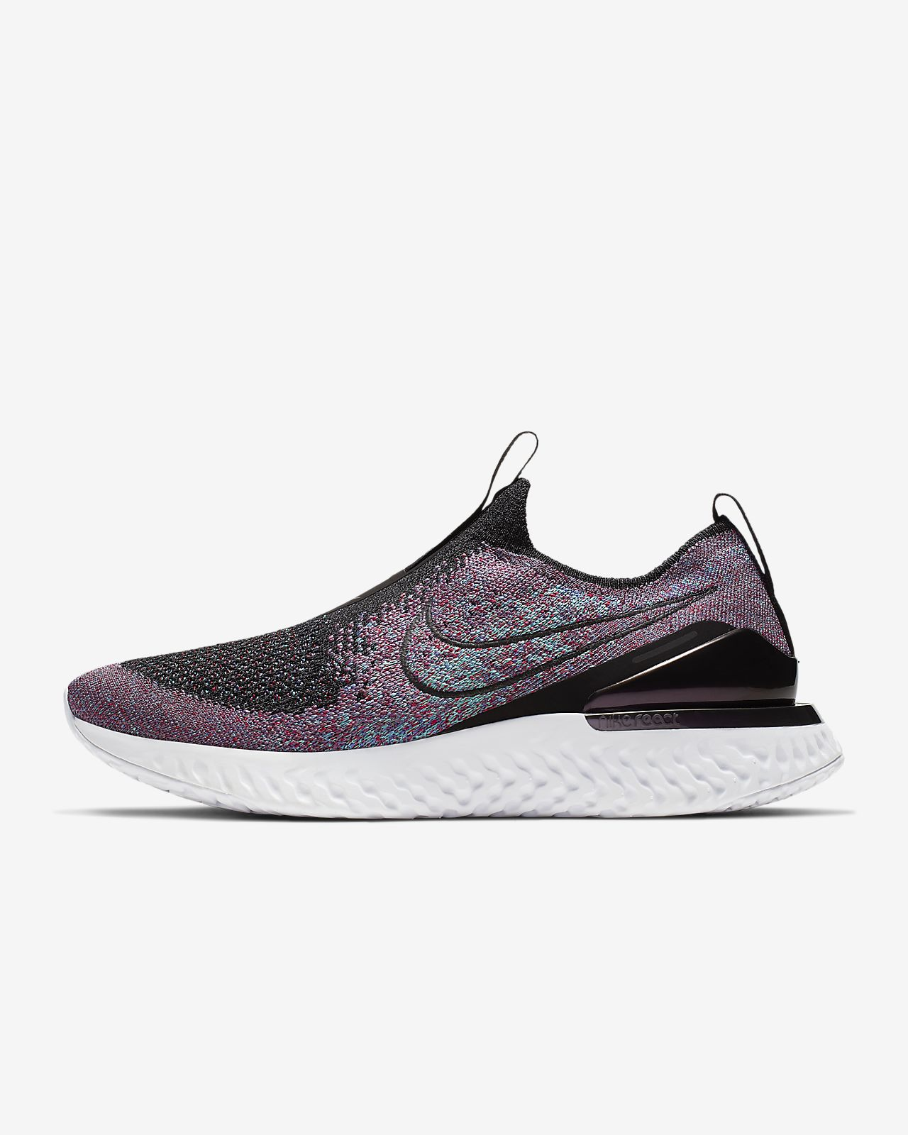 26249ec98a40 Nike Epic Phantom React Flyknit Women s Running Shoe. Nike.com DK
