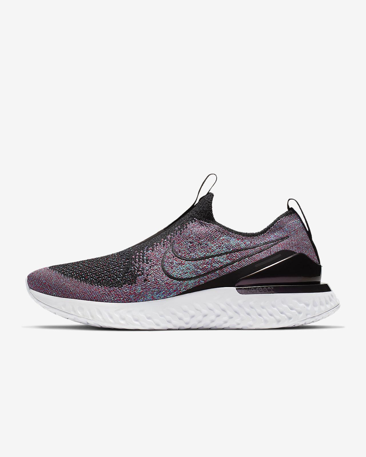 Nike Epic Phantom React Flyknit Zapatillas de running - Mujer
