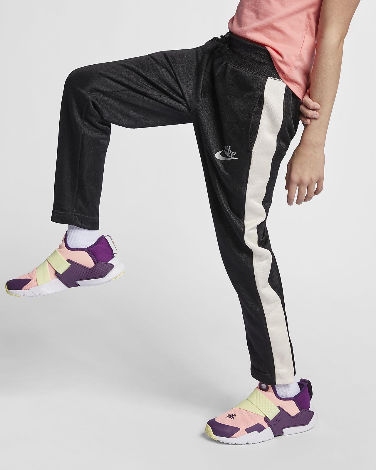 Nike Sportswear 大童(女孩)针织长裤