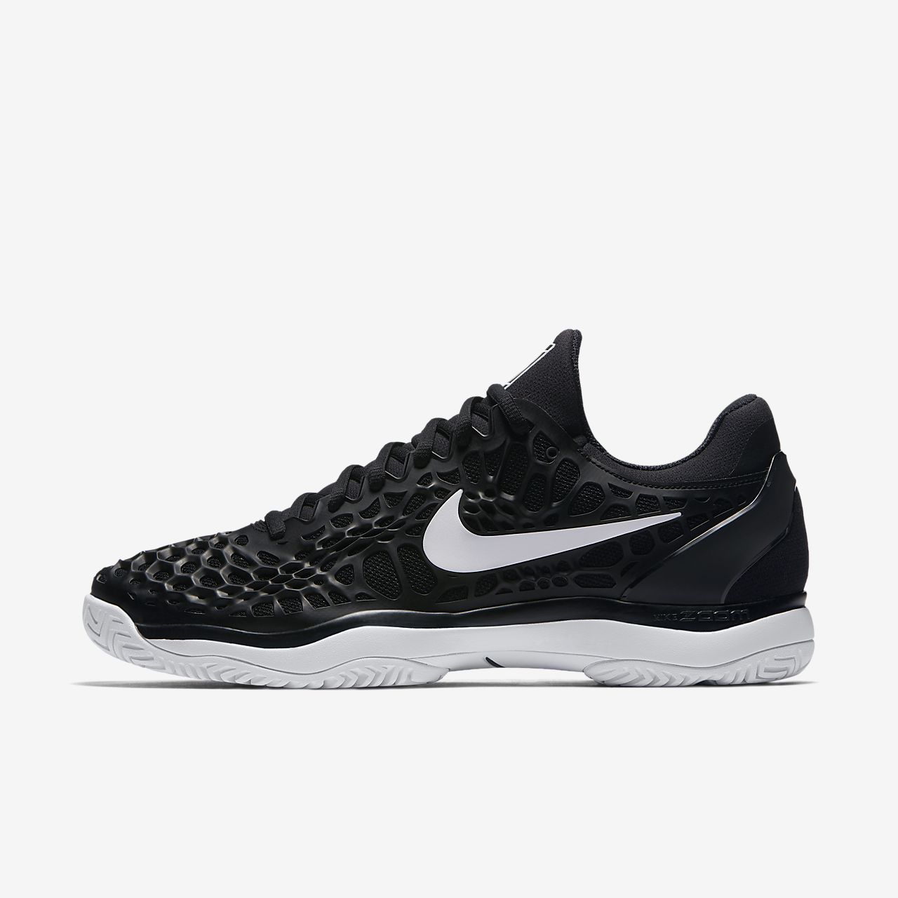Surface Tennis Zoom Nikecourt 3 Chaussure Pour Cage Dure De FUtZnP