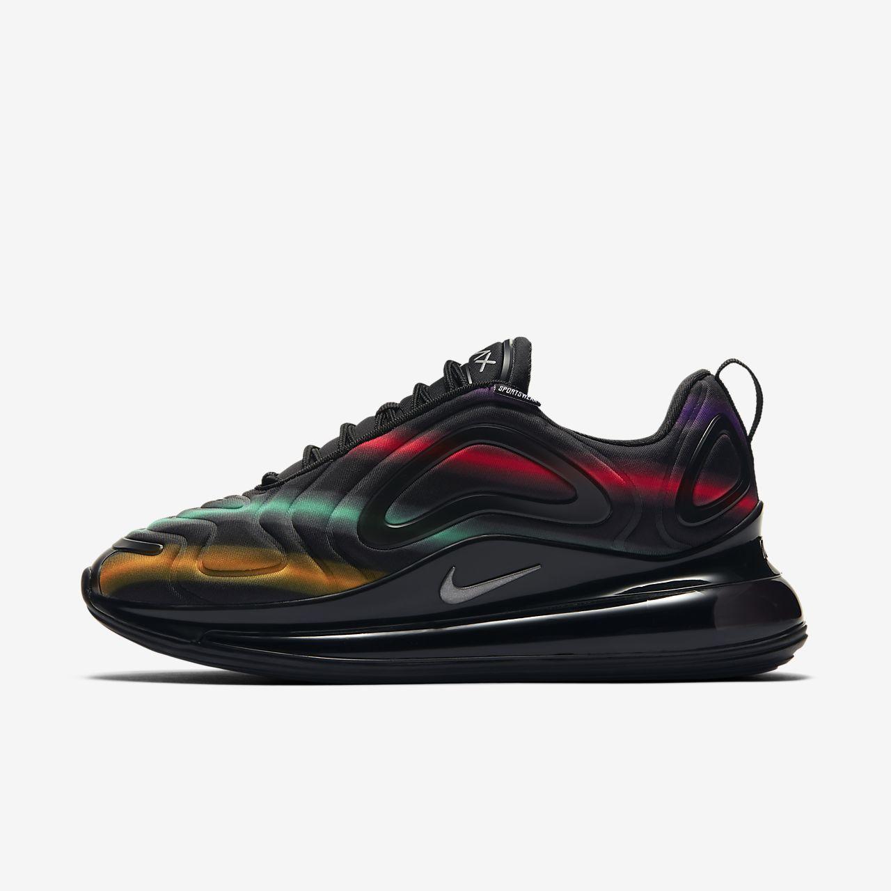 Nike Air Max 720 Be True 2019 Negro Multicolor Ru 7 11 Eur