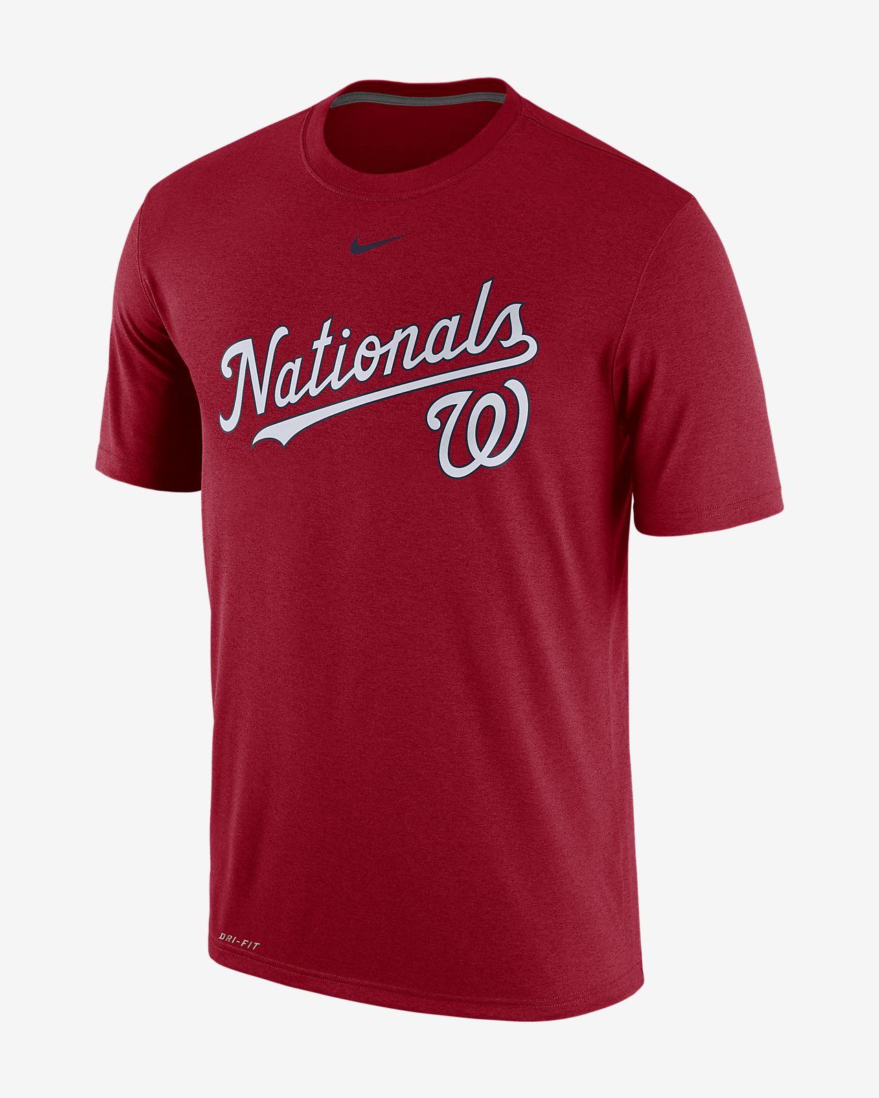 Nike Logo Legend (MLB Nationals) Men's T-Shirt
