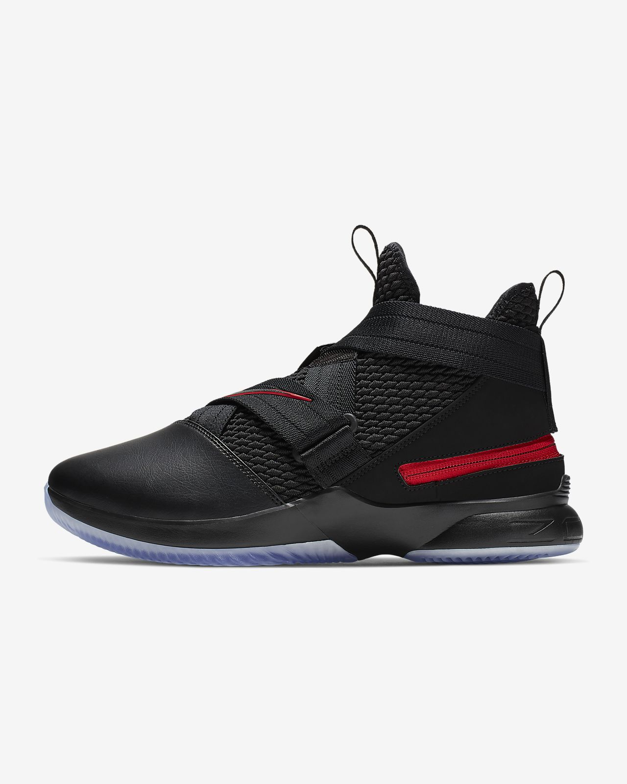 timeless design c348a cfb4c ... LeBron Soldier 12 FlyEase (Extra-Wide) Mens Basketball Shoe
