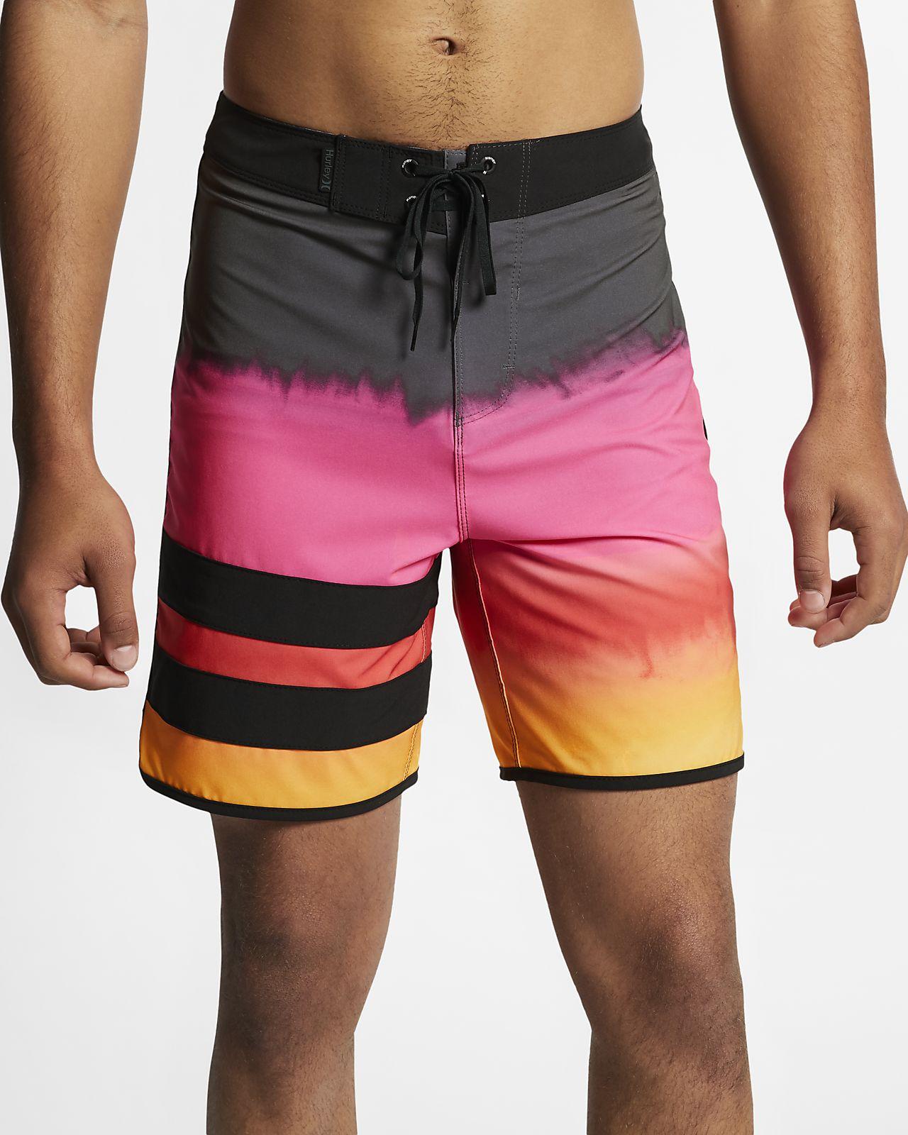 """Shorts da surf 18"""" Hurley Phantom Block Party Fever - Uomo"""