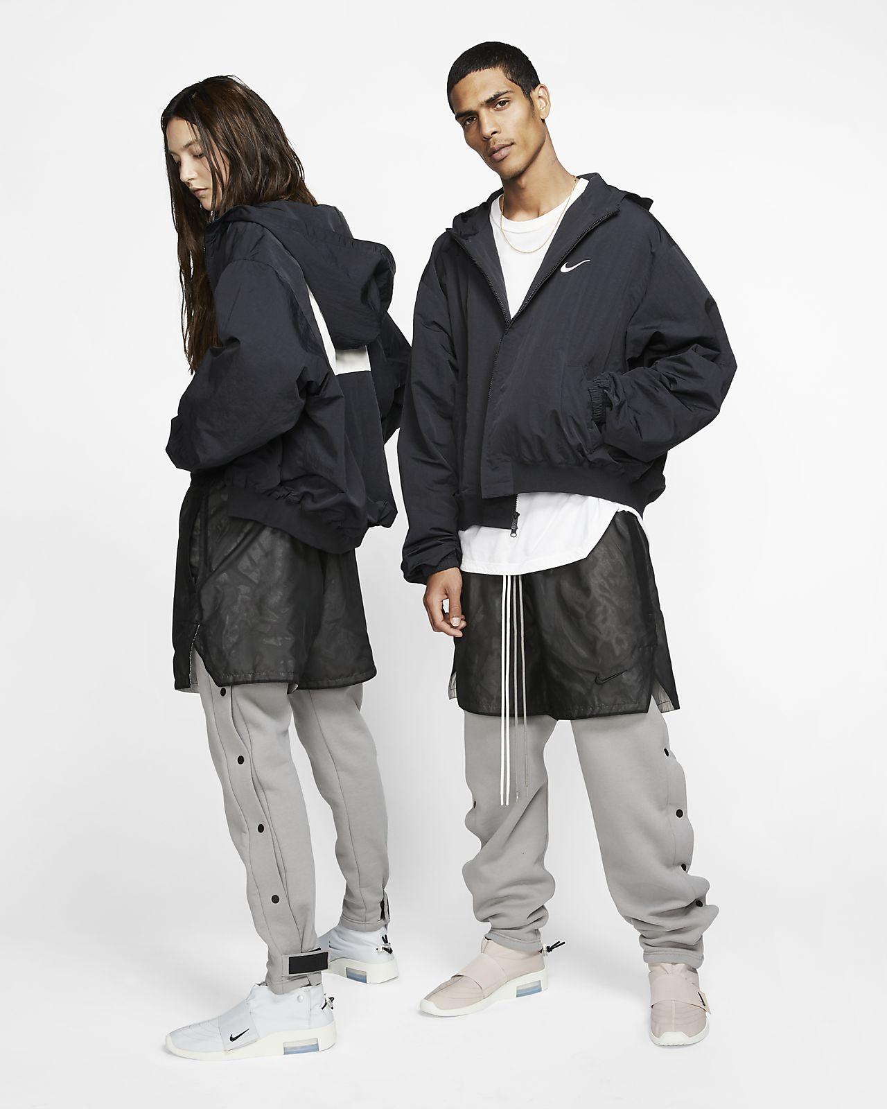 Nike x Fear of God Men's Hooded Bomber
