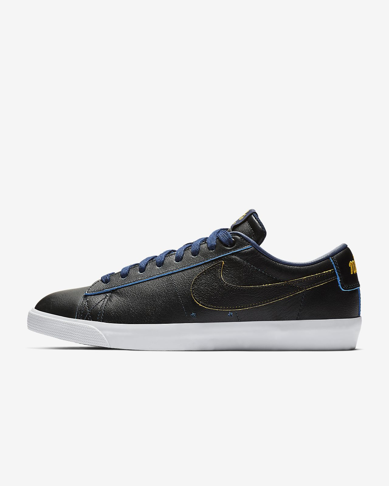 Calzado de skateboarding para hombre Nike SB Blazer Low GT NBA