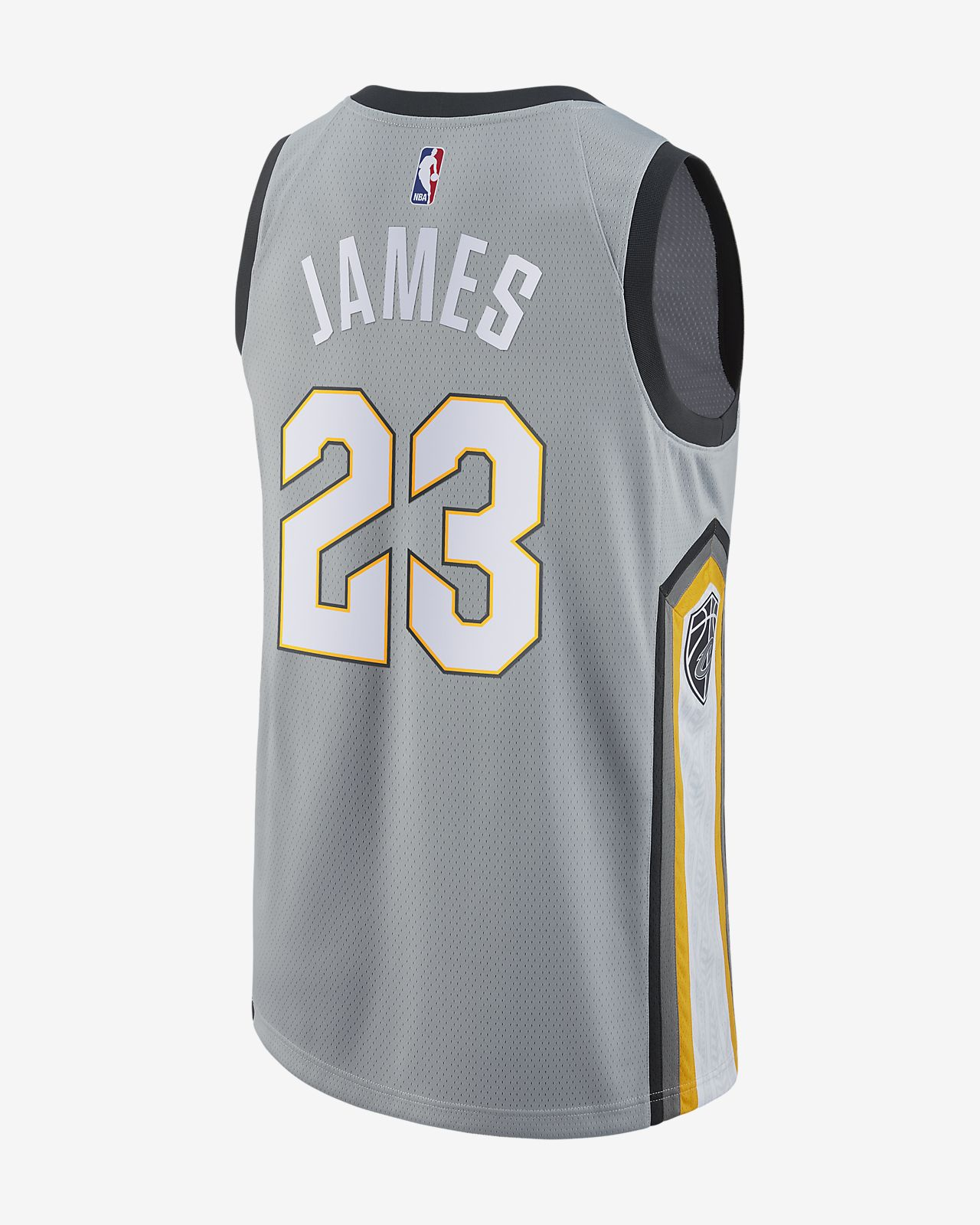 ... lebron james city edition swingman jersey cleveland cavaliers mens nike  nba connected jersey ea30ac829