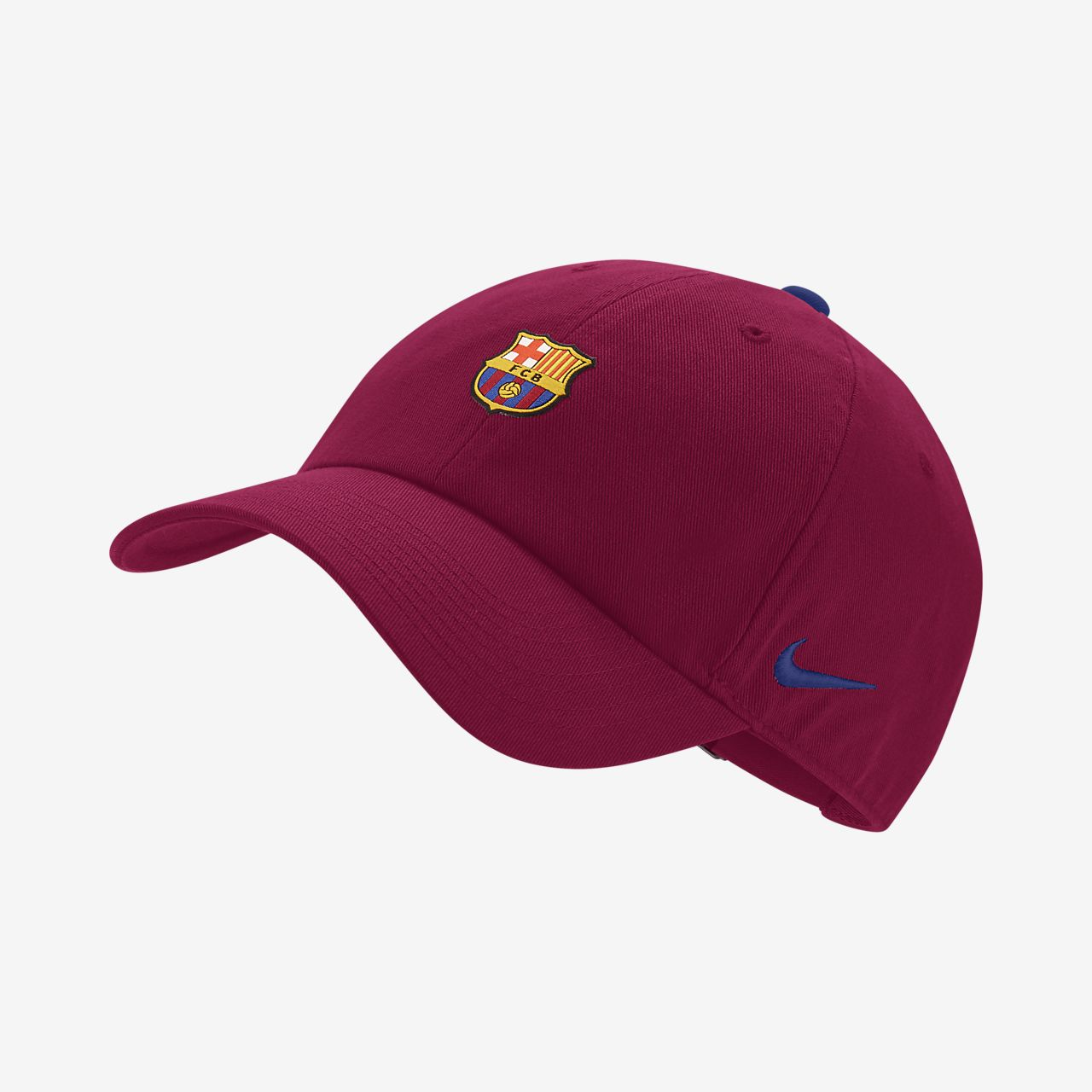 3d8323bdbf29f FC Barcelona Heritage 86 Adjustable Hat. Nike.com AU