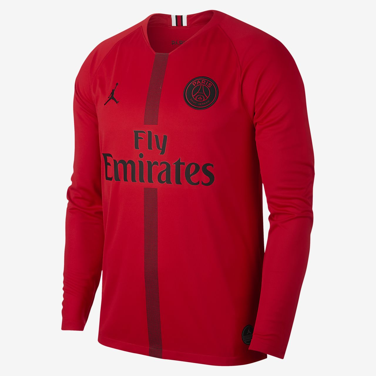Camiseta Paris Saint Germain manga larga