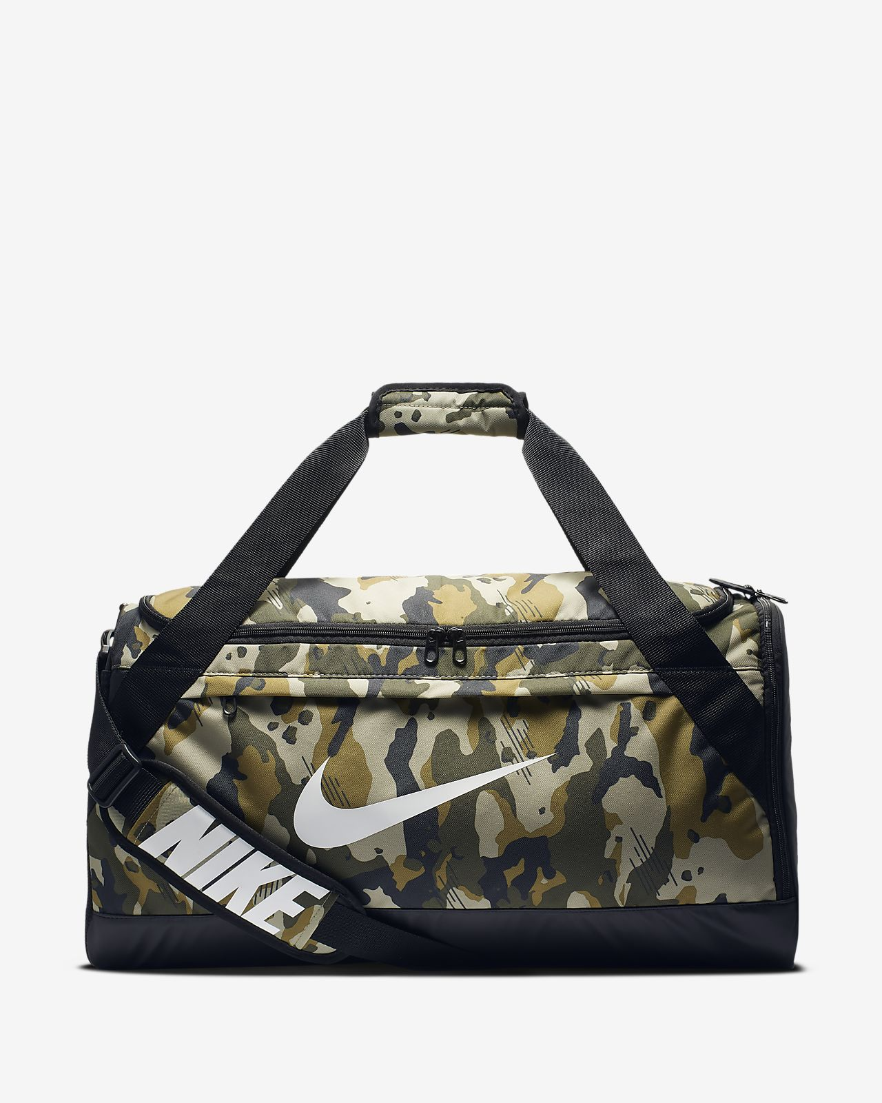Nike Brasilia Printed Training Duffel Bag Medium